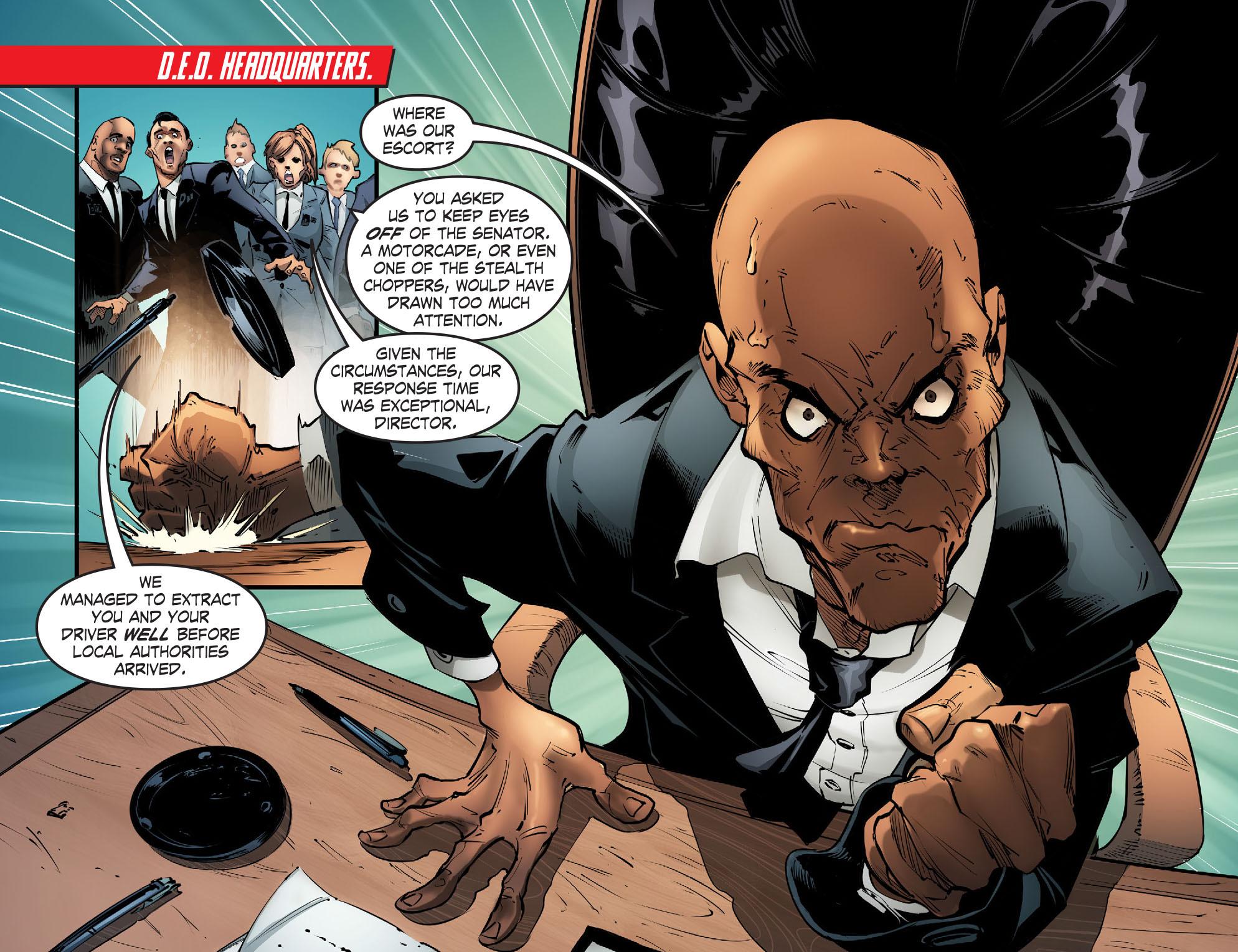 Read online Smallville: Season 11 comic -  Issue #57 - 15