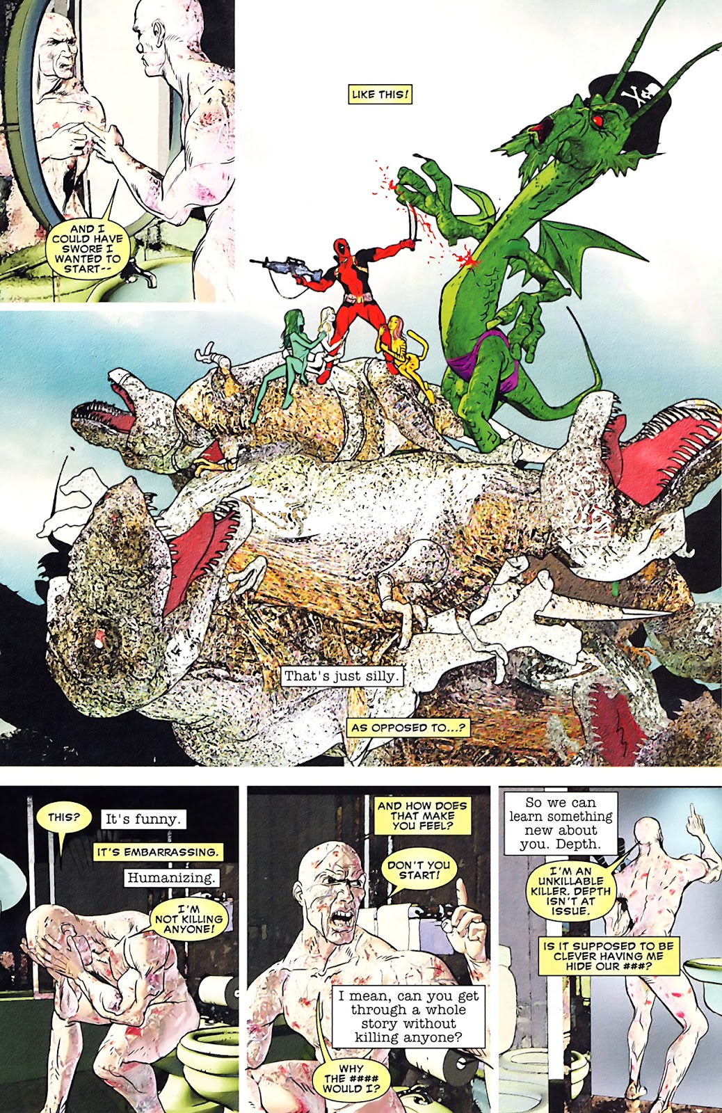 Read online Deadpool (2008) comic -  Issue #900 - 57