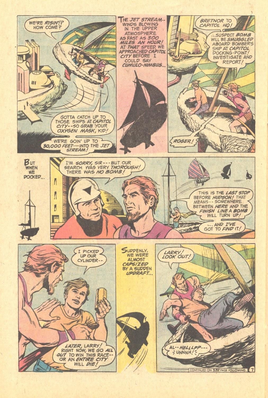 Read online Strange Sports Stories (1973) comic -  Issue #6 - 20