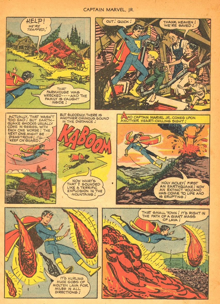 Captain Marvel, Jr. issue 84 - Page 4