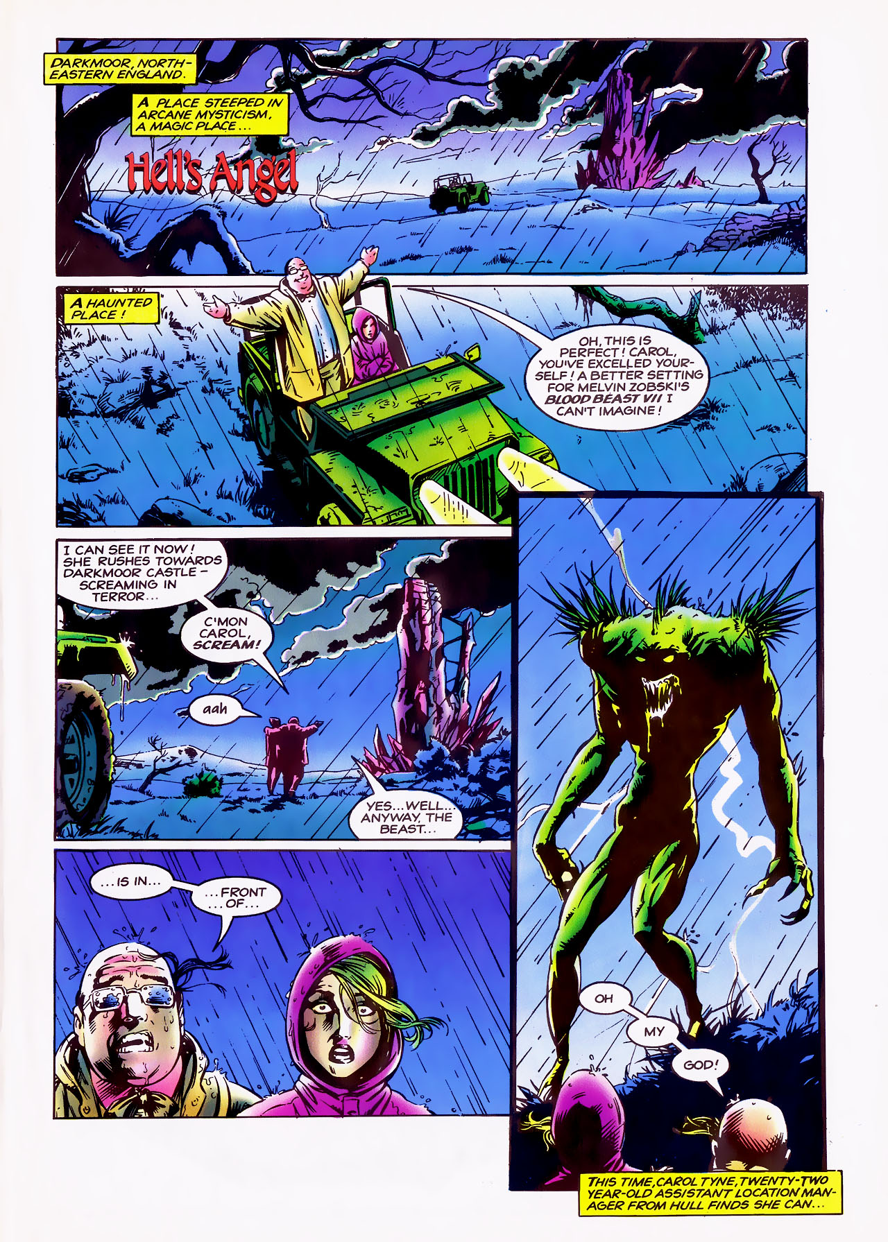 Read online Overkill comic -  Issue #16 - 3