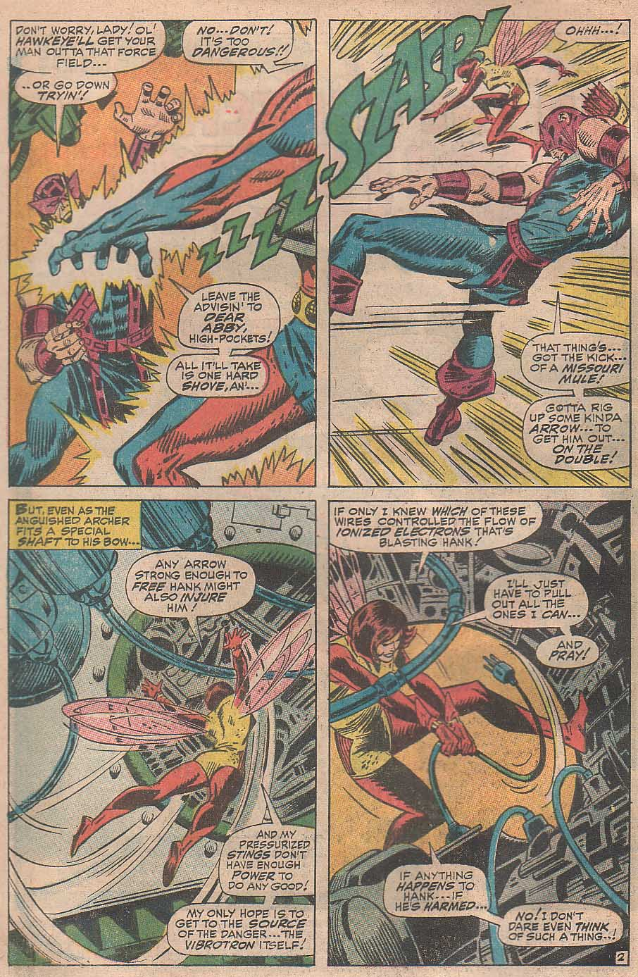 The Avengers (1963) 51 Page 2