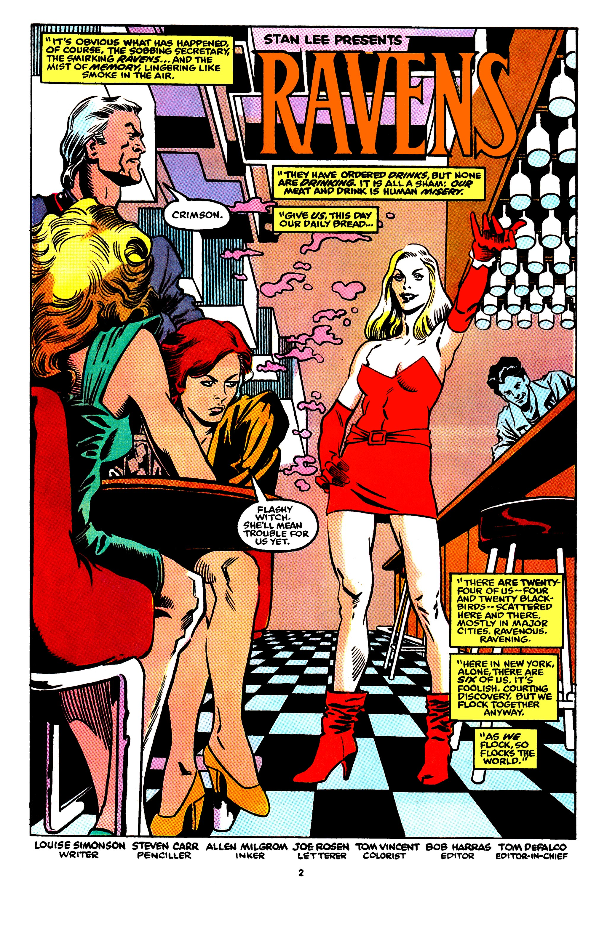 Read online X-Factor (1986) comic -  Issue #56 - 3