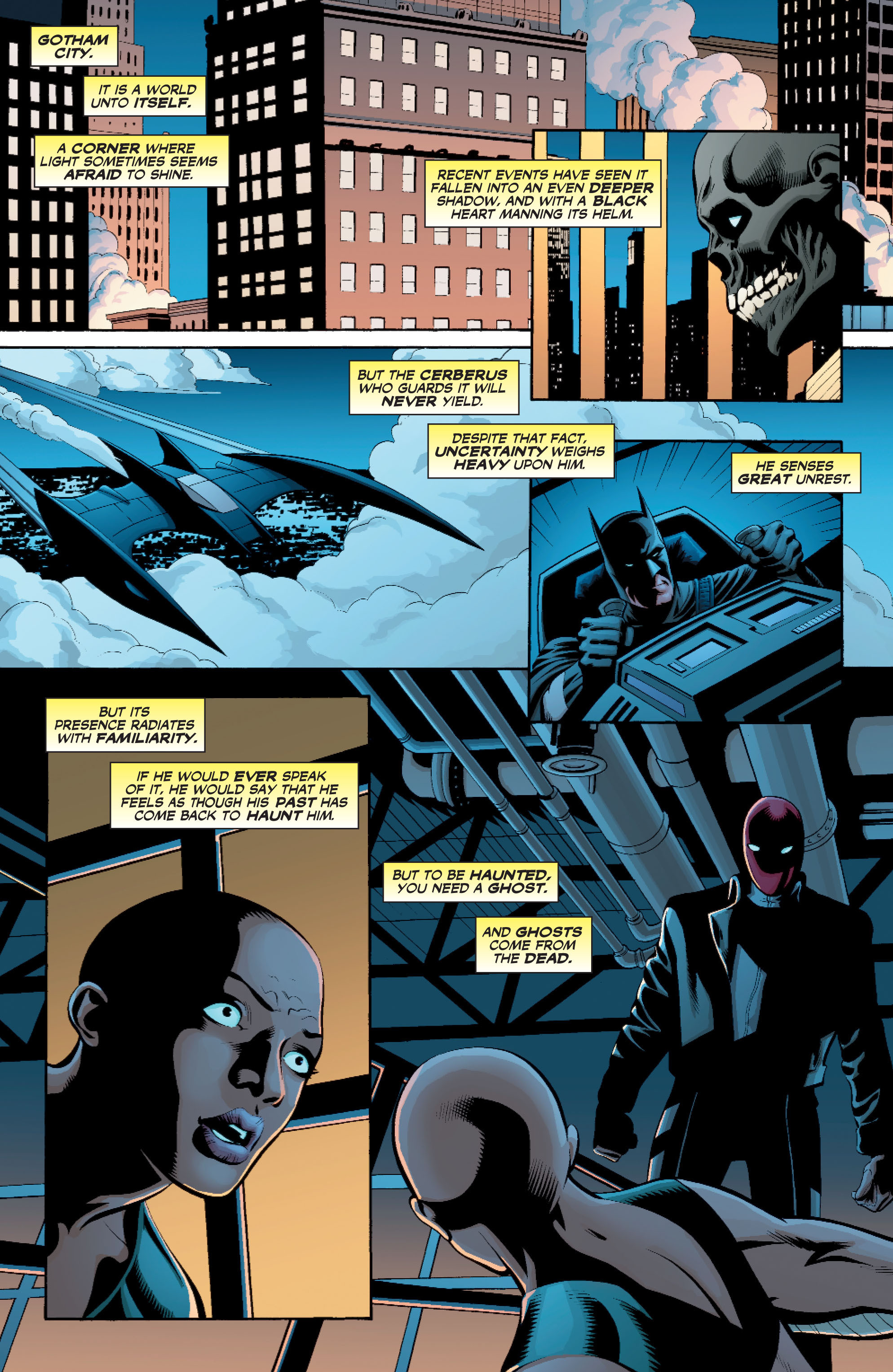 Read online Batman: Under The Red Hood comic -  Issue # Full - 128