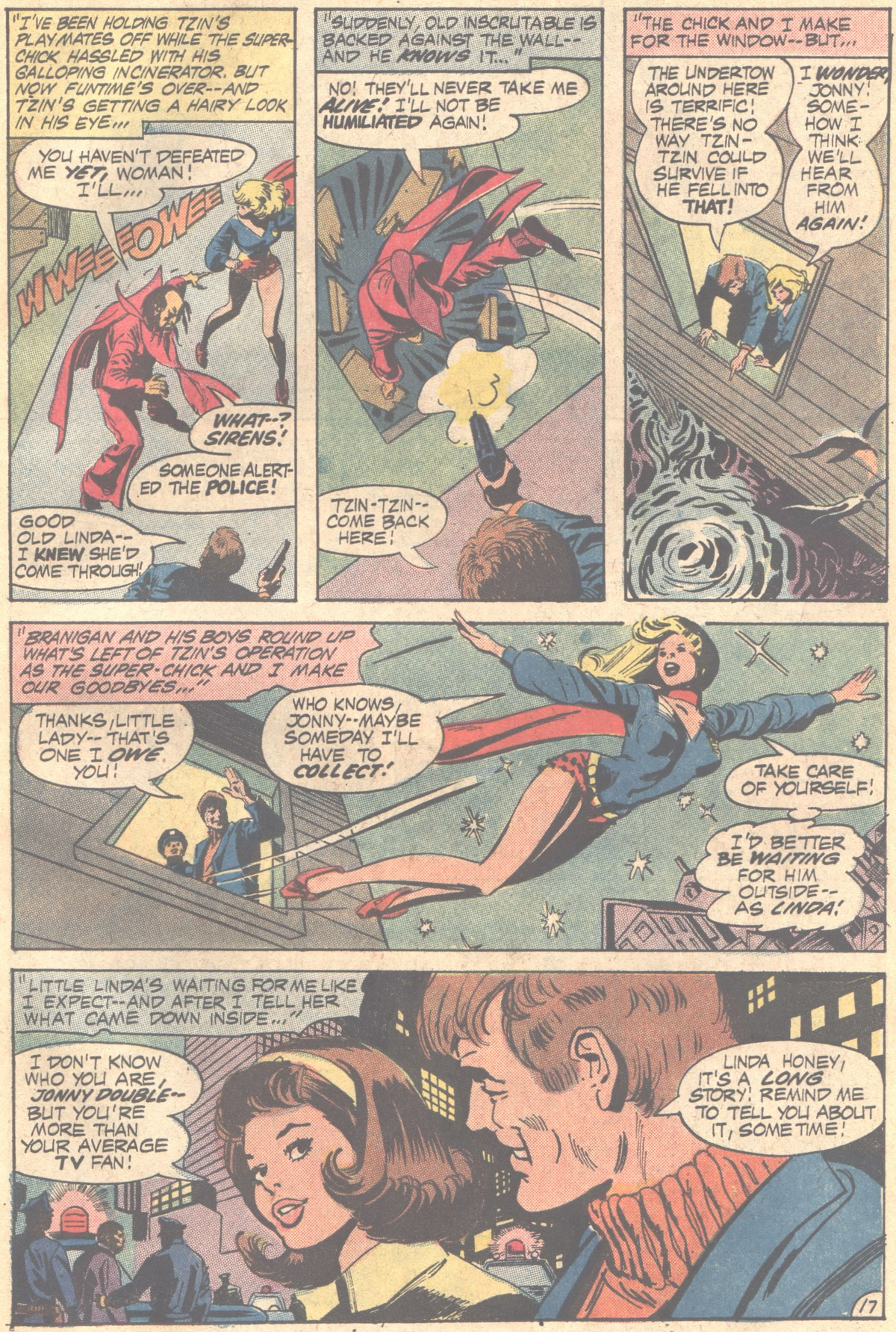 Read online Adventure Comics (1938) comic -  Issue #418 - 21