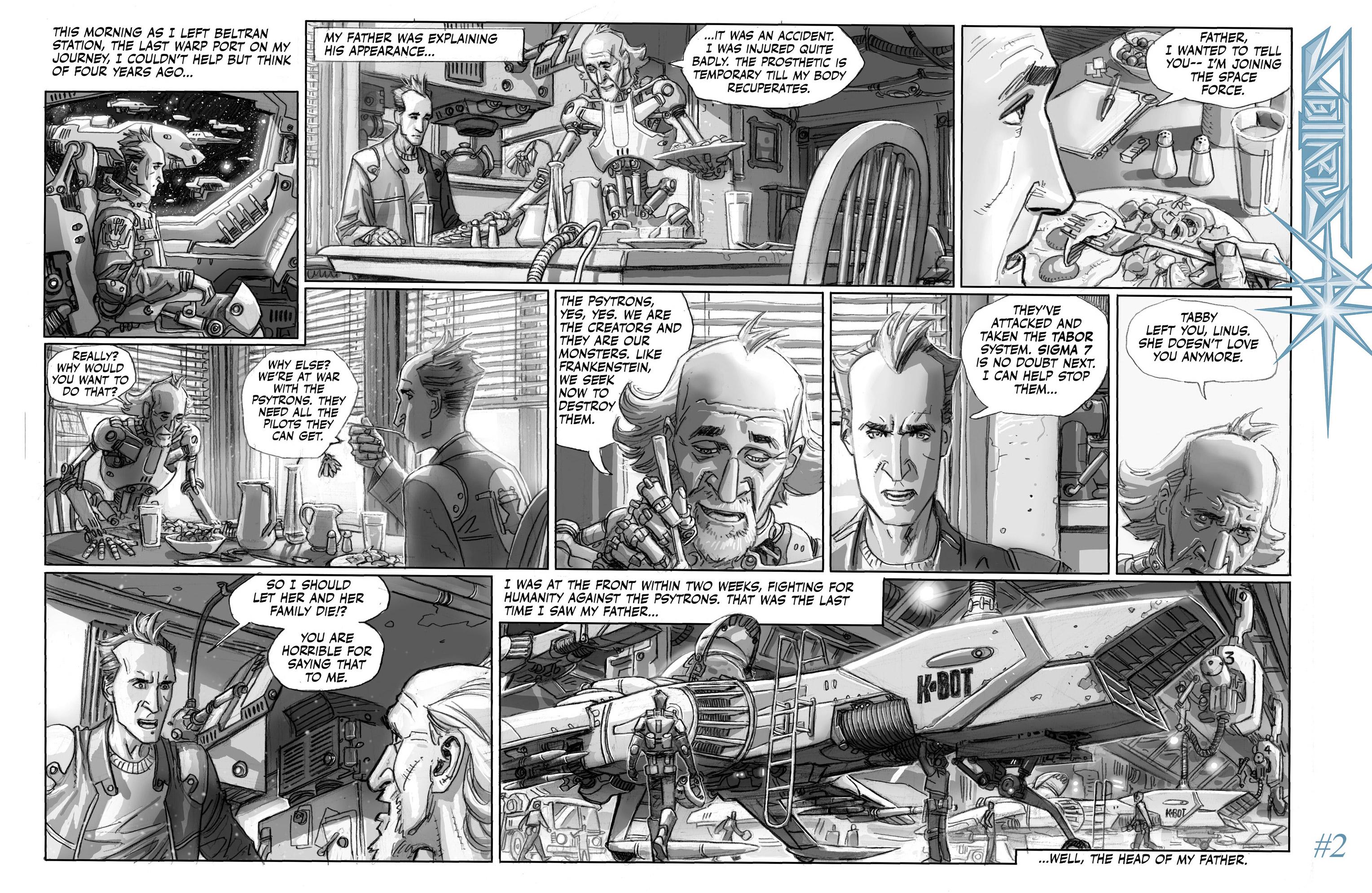 Read online Paklis comic -  Issue #1 - 24