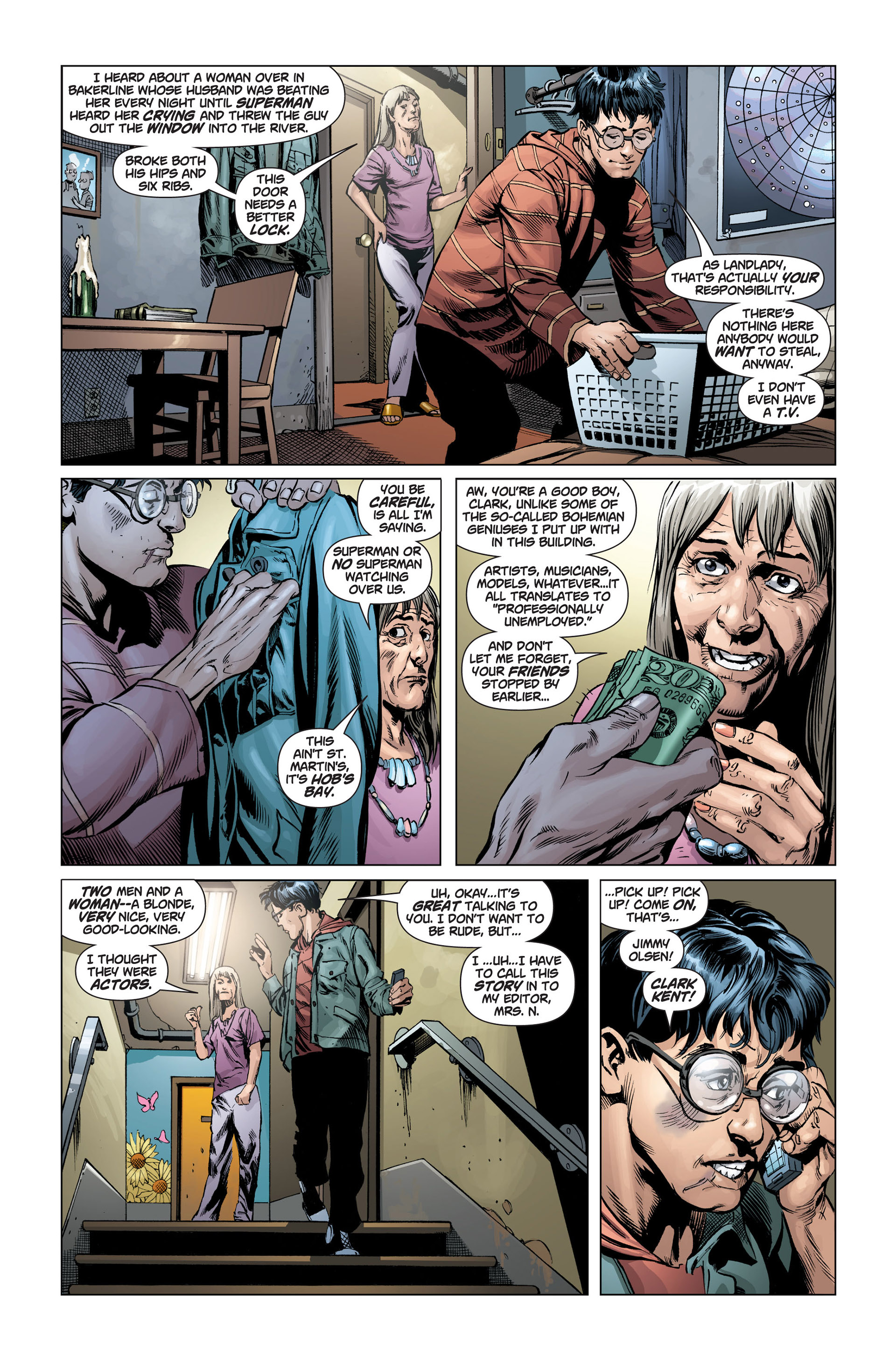 Read online Action Comics (2011) comic -  Issue #1 - 26