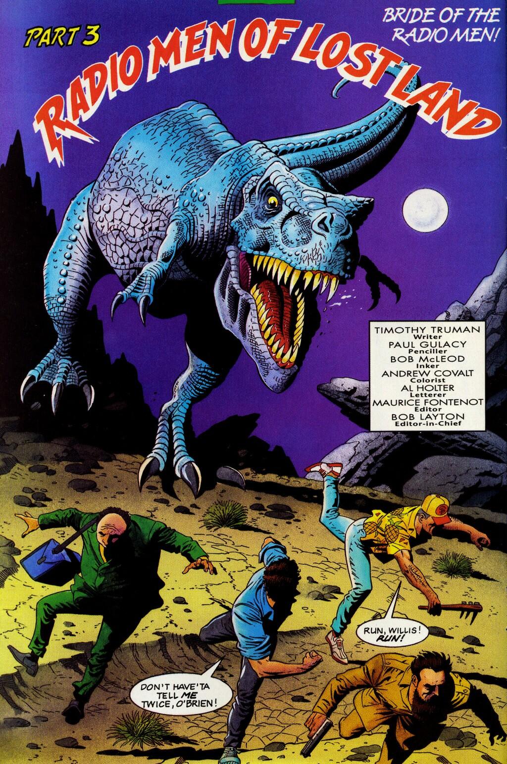 Read online Turok, Dinosaur Hunter (1993) comic -  Issue #33 - 3