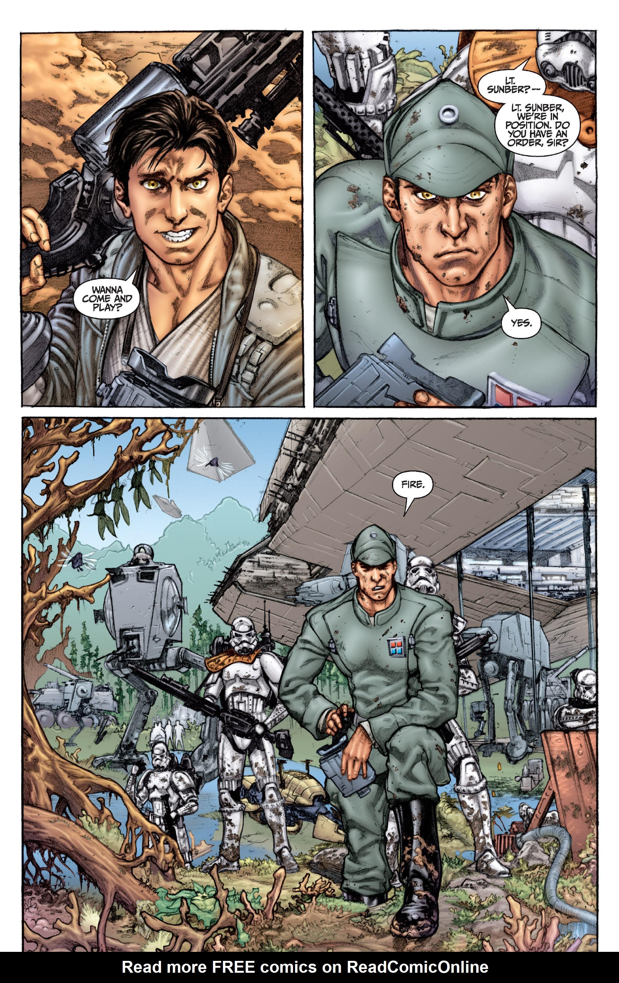 Read online Star Wars Omnibus comic -  Issue # Vol. 22 - 327