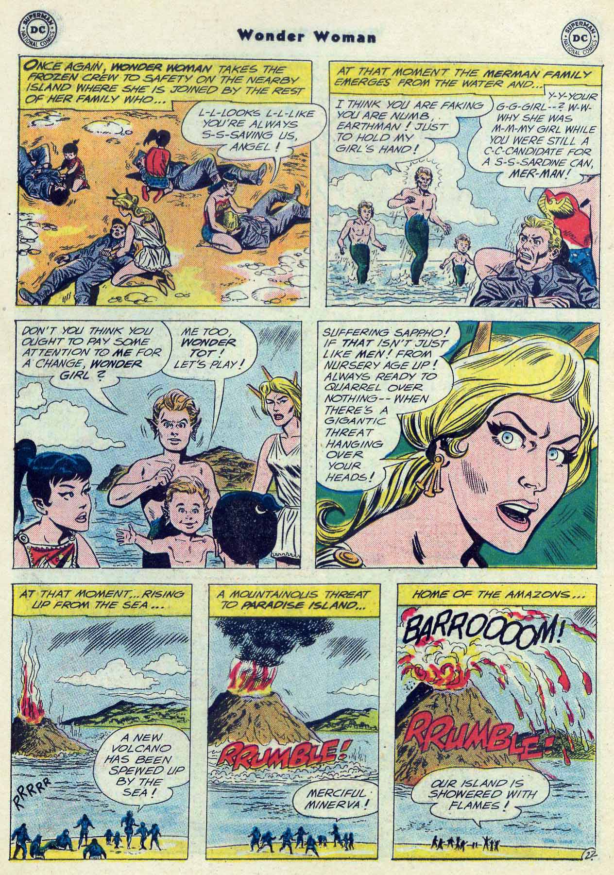 Read online Wonder Woman (1942) comic -  Issue #129 - 30