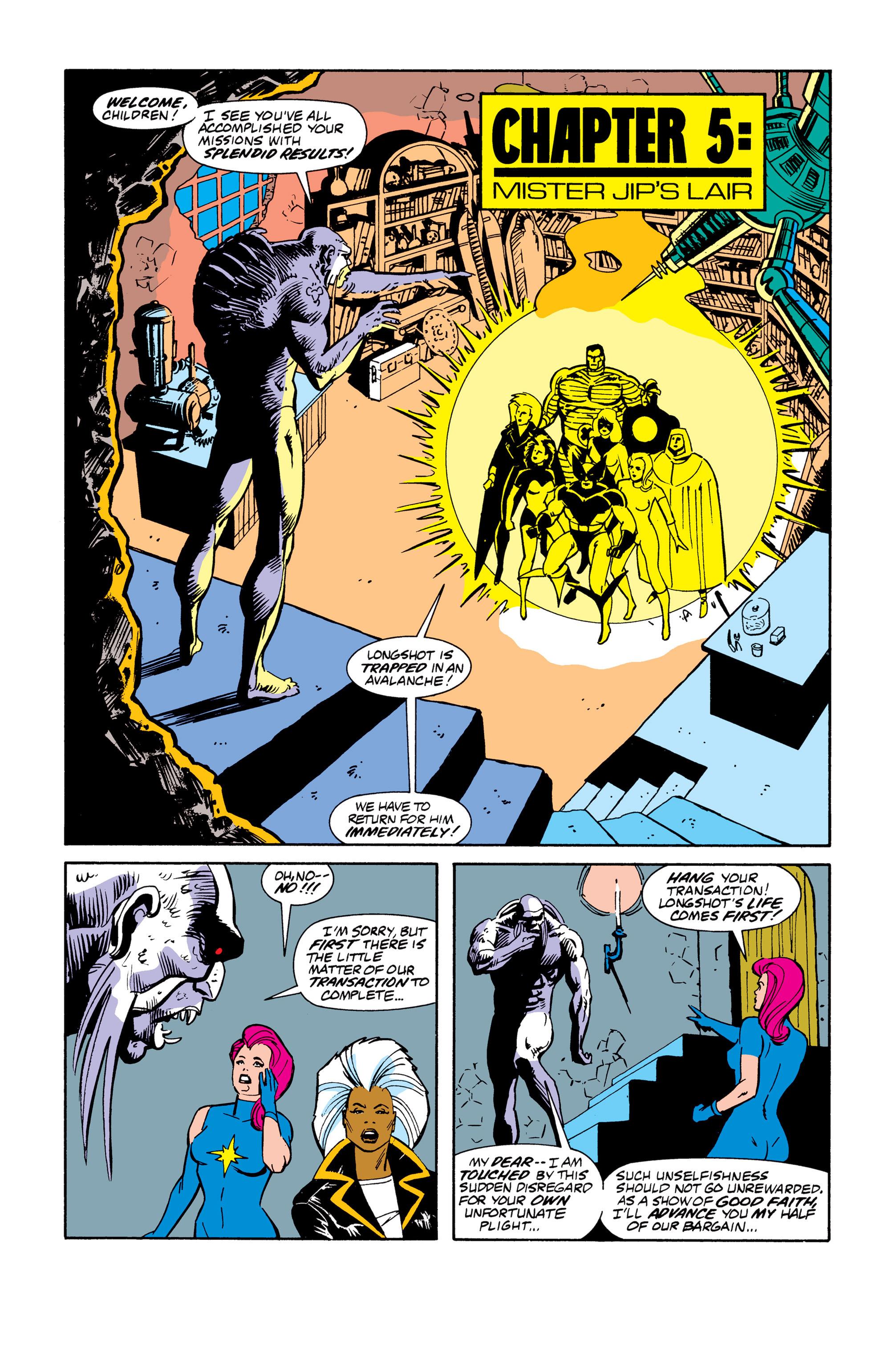 Read online Uncanny X-Men (1963) comic -  Issue # _Annual 13 - 31
