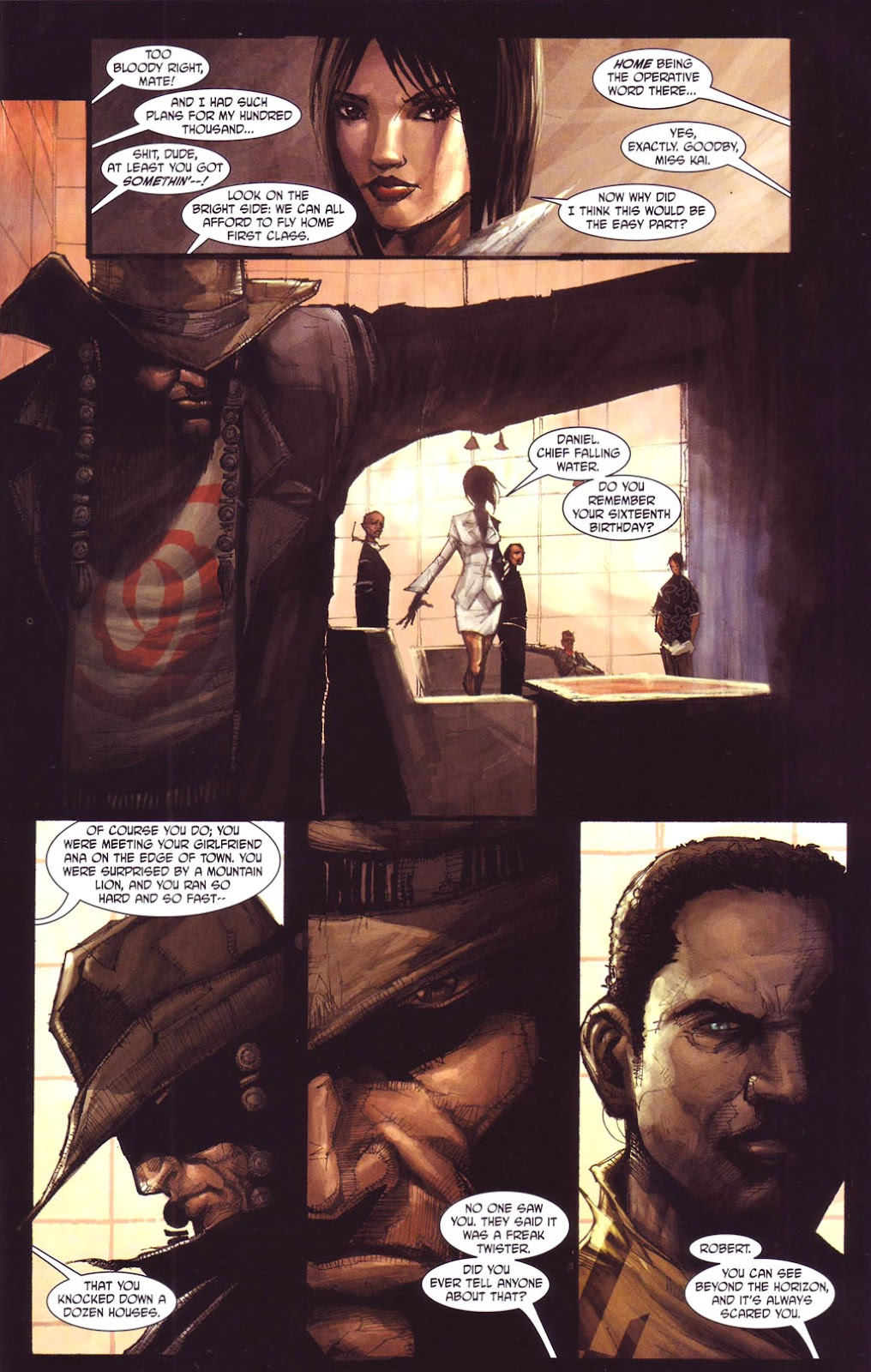 7 Brothers issue 1 - Page 22
