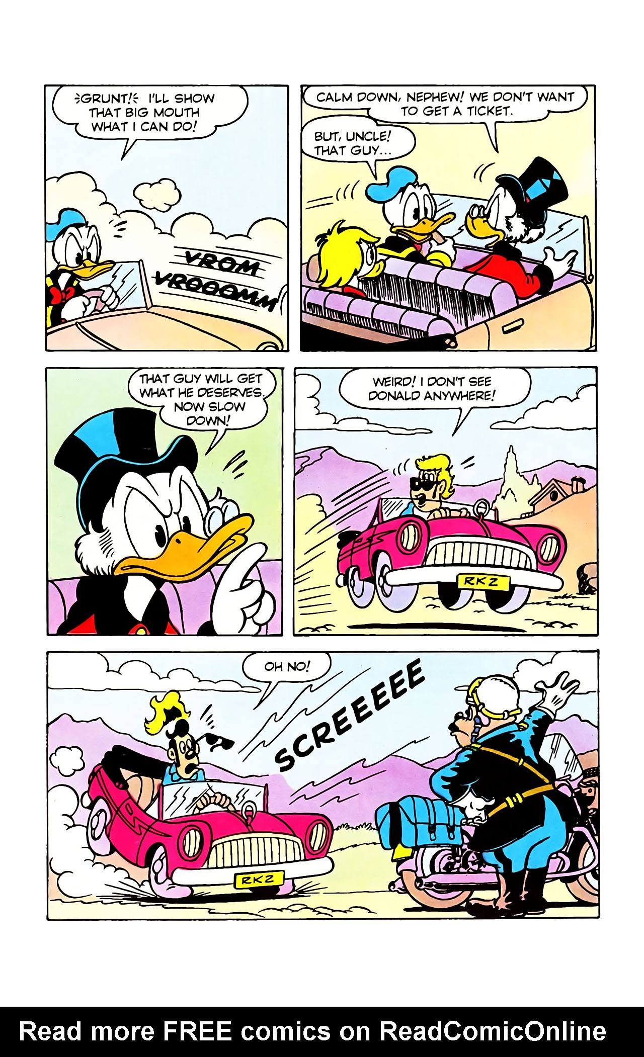 Read online Uncle Scrooge (1953) comic -  Issue #388 - 18