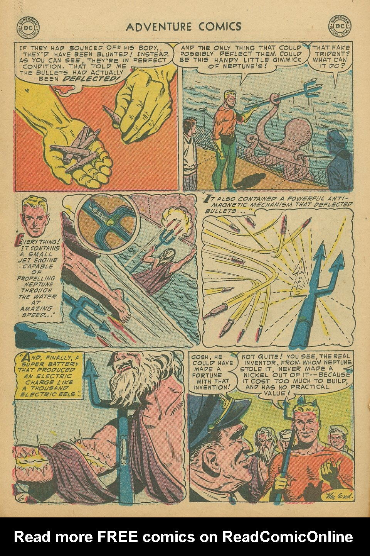 Read online Adventure Comics (1938) comic -  Issue #205 - 23