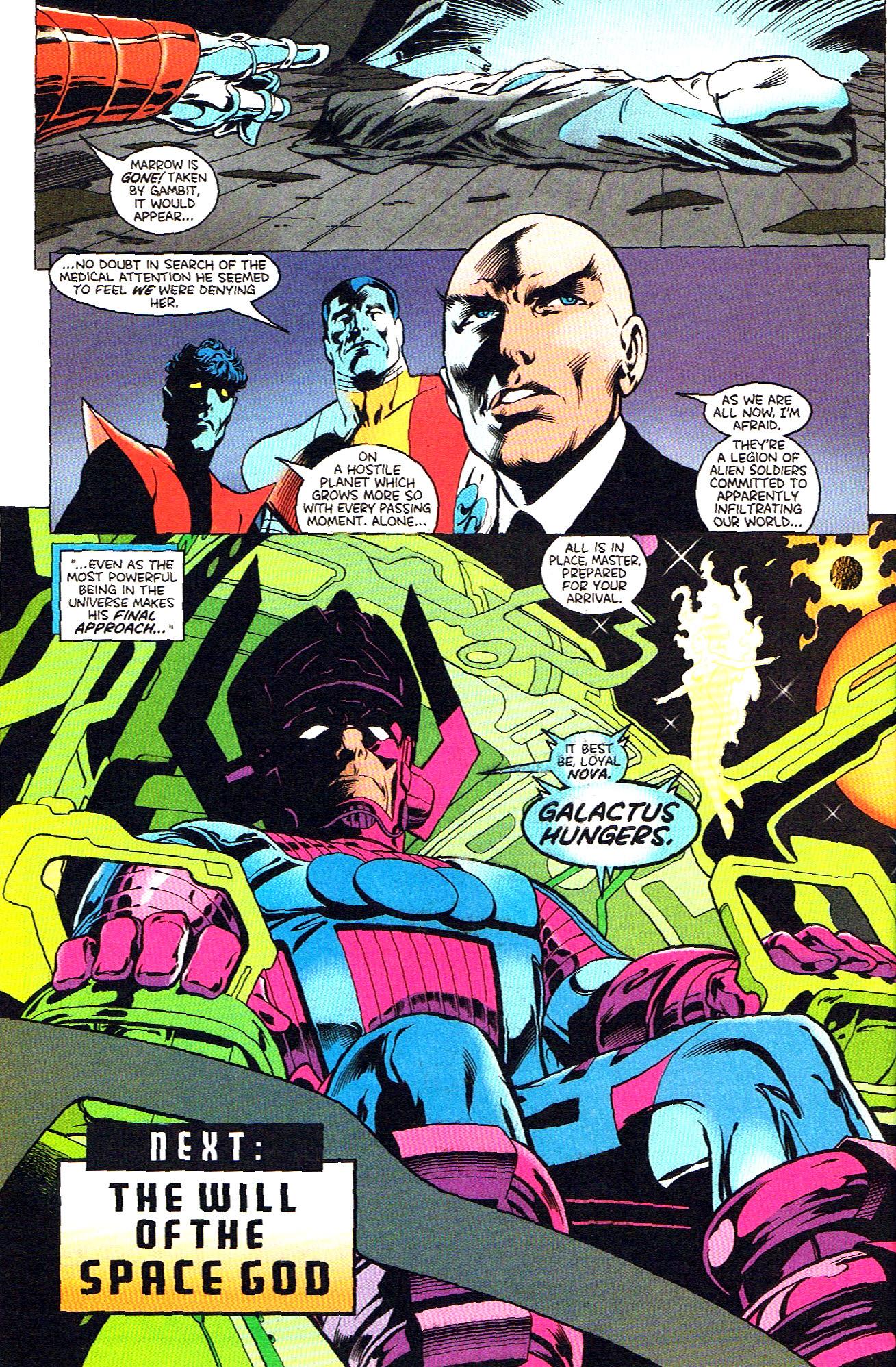 X-Men (1991) 89 Page 40