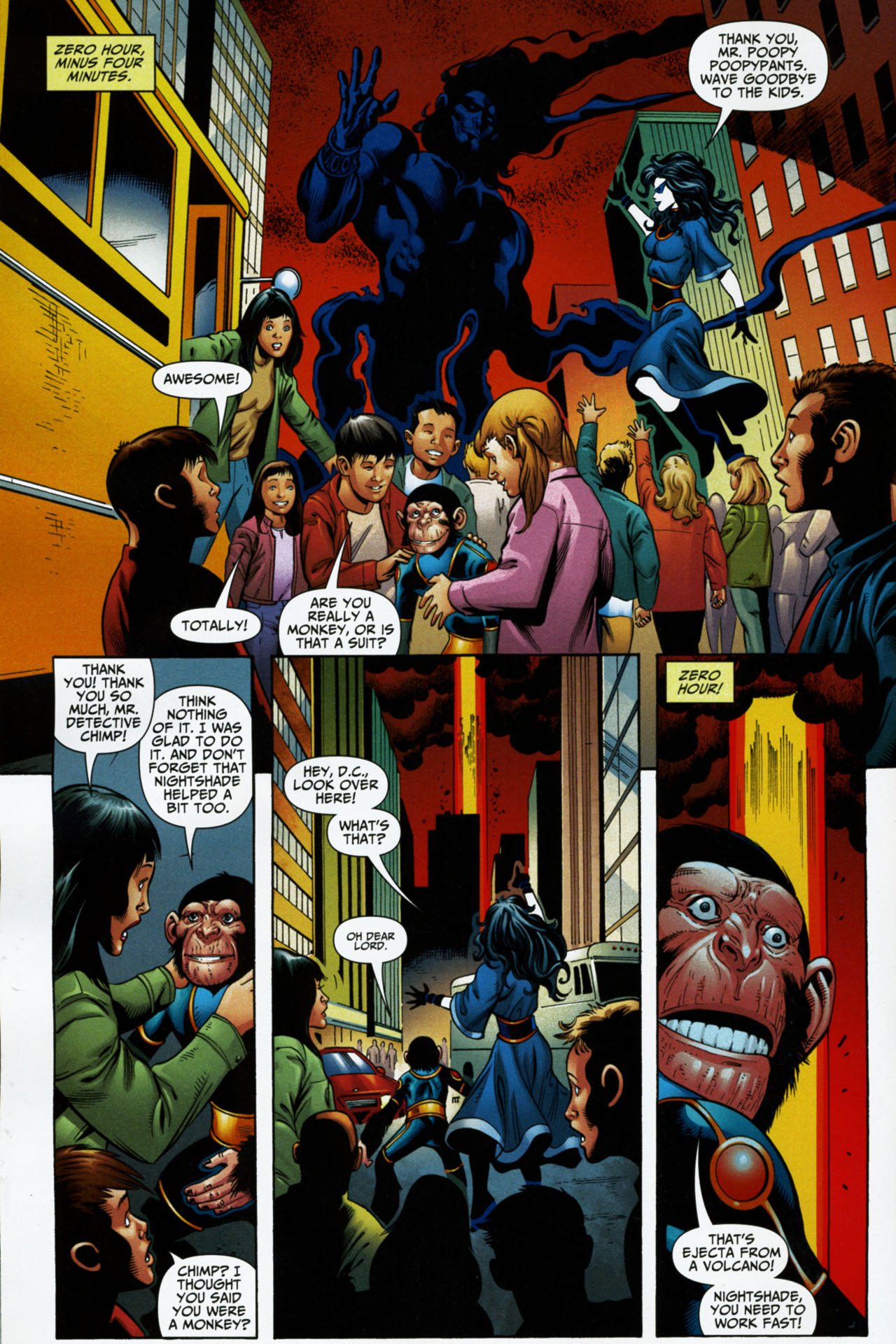 Read online Shadowpact comic -  Issue #16 - 6