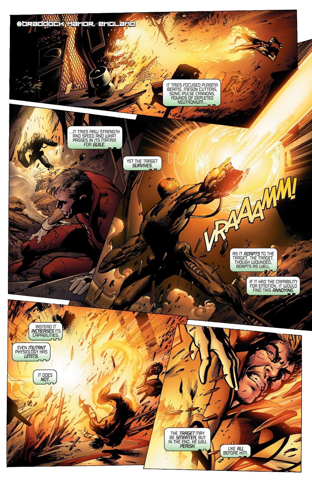 Uncanny X-Men (1963) issue 447 - Page 3
