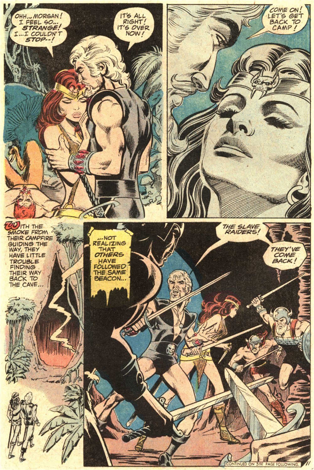 Warlord (1976) issue 1 - Page 12