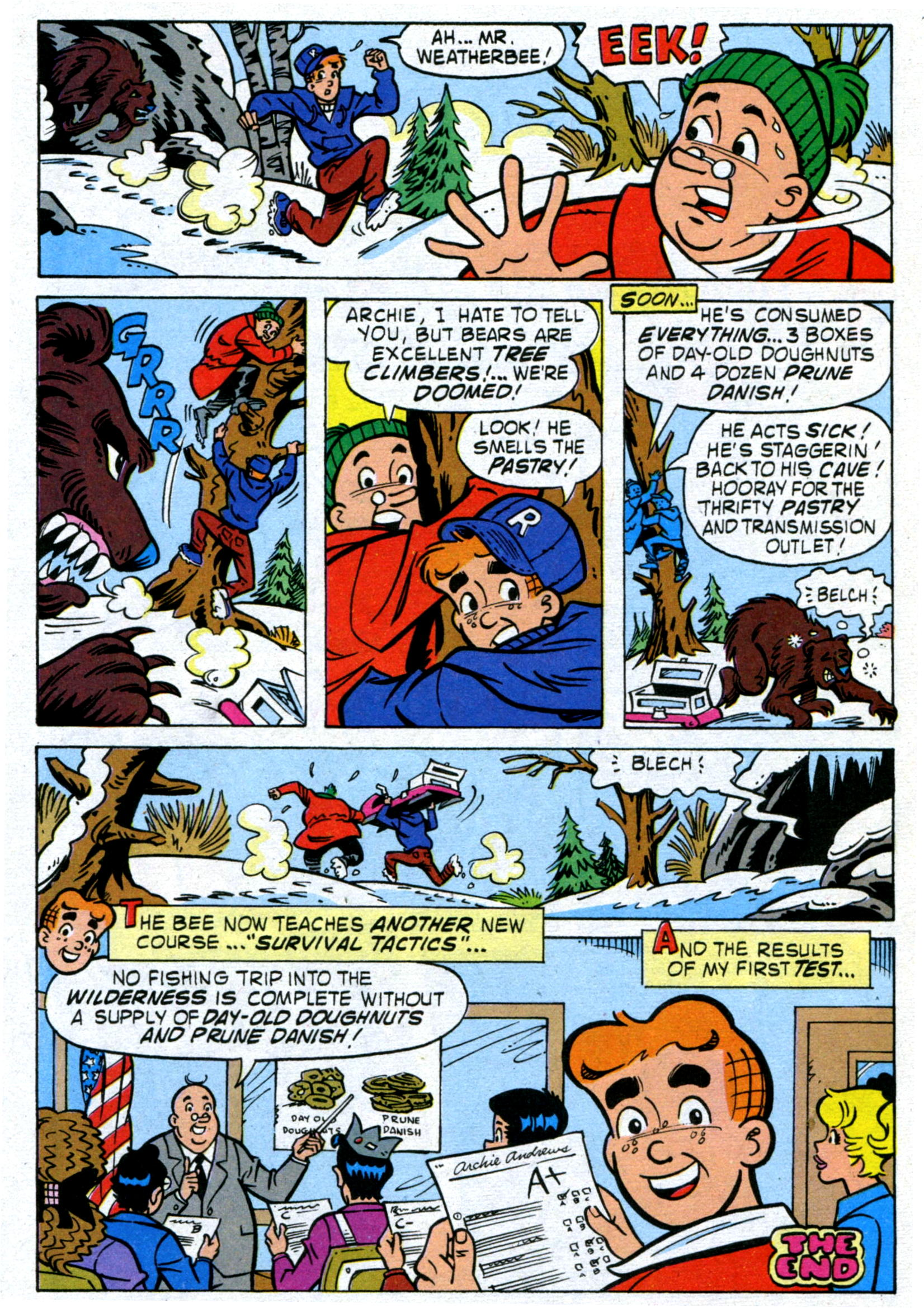 Read online World of Archie comic -  Issue #14 - 24