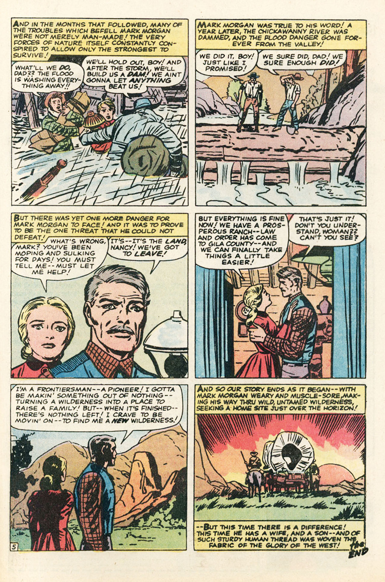 Read online Two-Gun Kid comic -  Issue #95 - 33