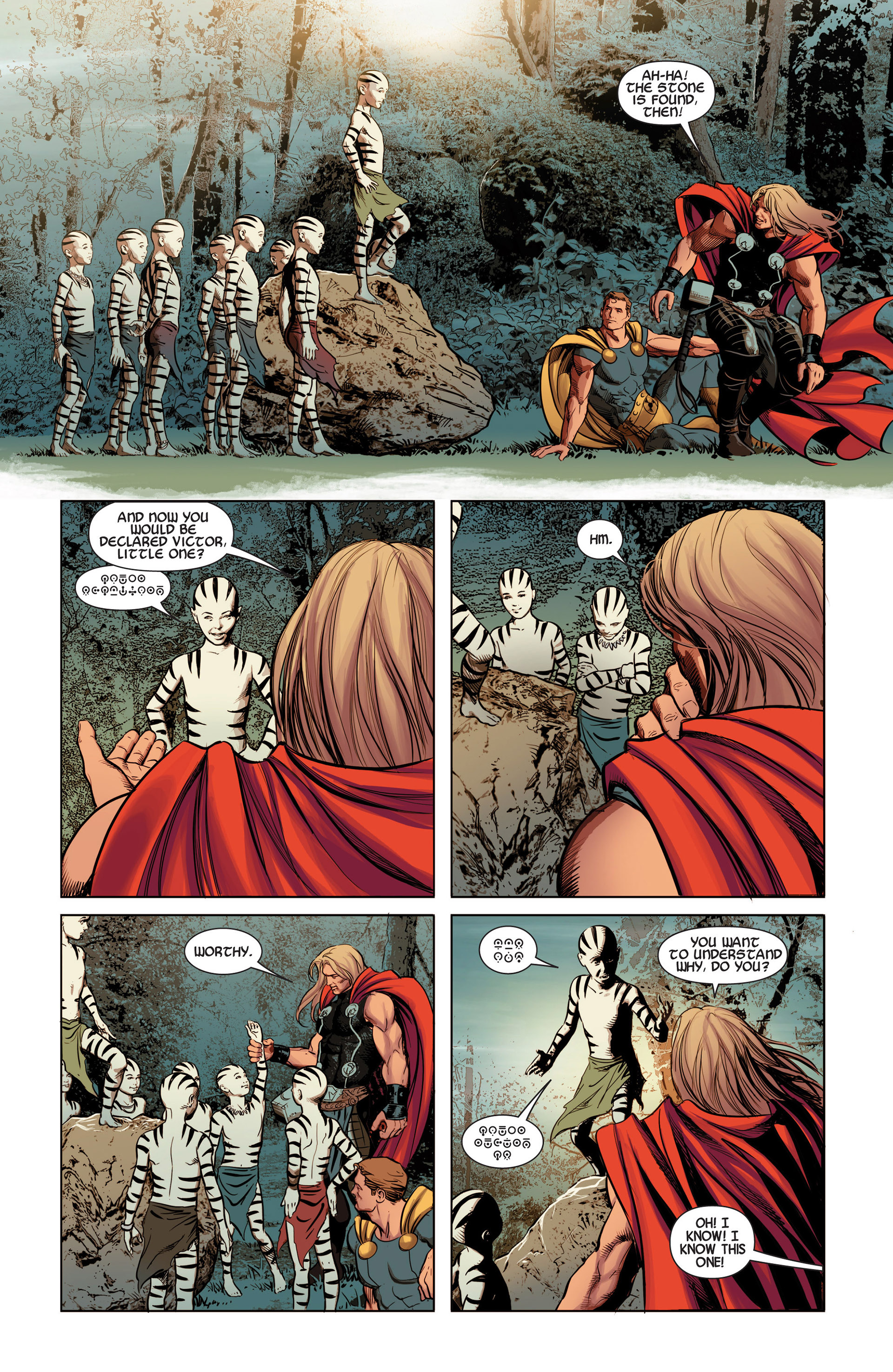 Read online Avengers (2013) comic -  Issue #12 - 19