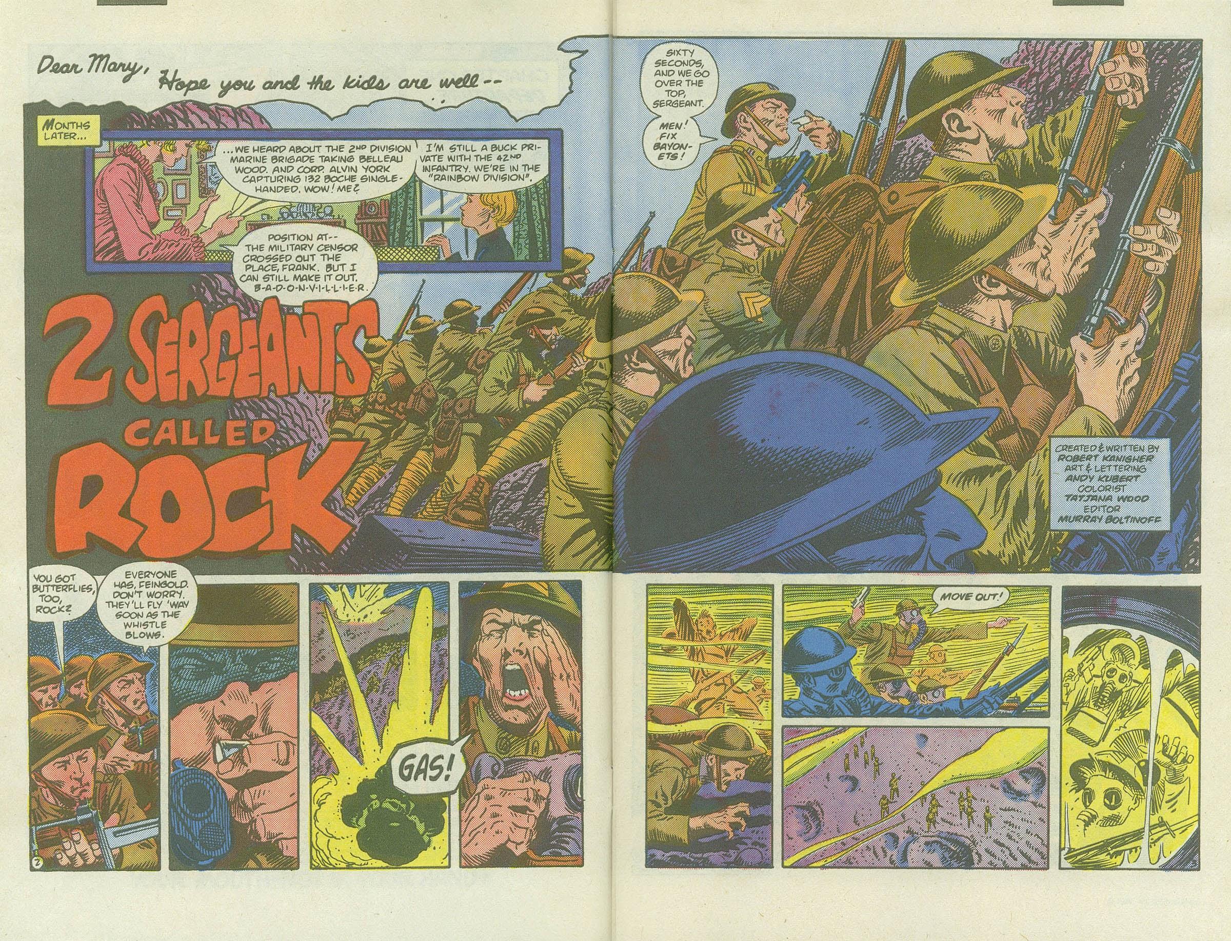 Read online Sgt. Rock comic -  Issue #419 - 4