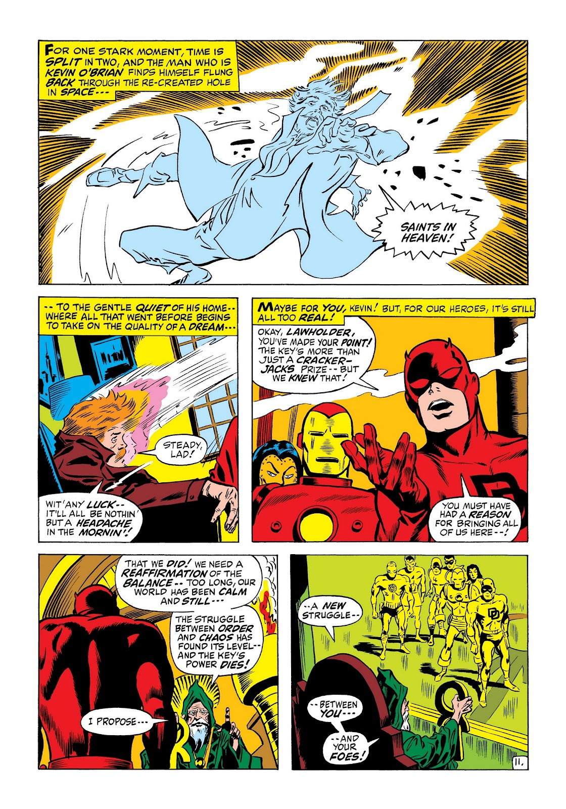 Read online Marvel Masterworks: The Invincible Iron Man comic -  Issue # TPB 7 (Part 3) - 20