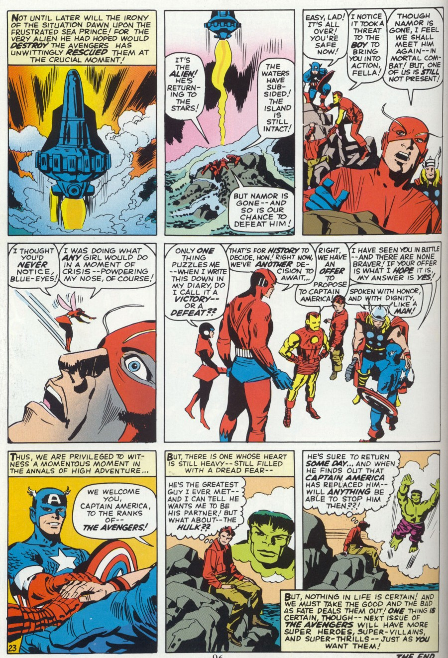 The Avengers (1963) 4 Page 24