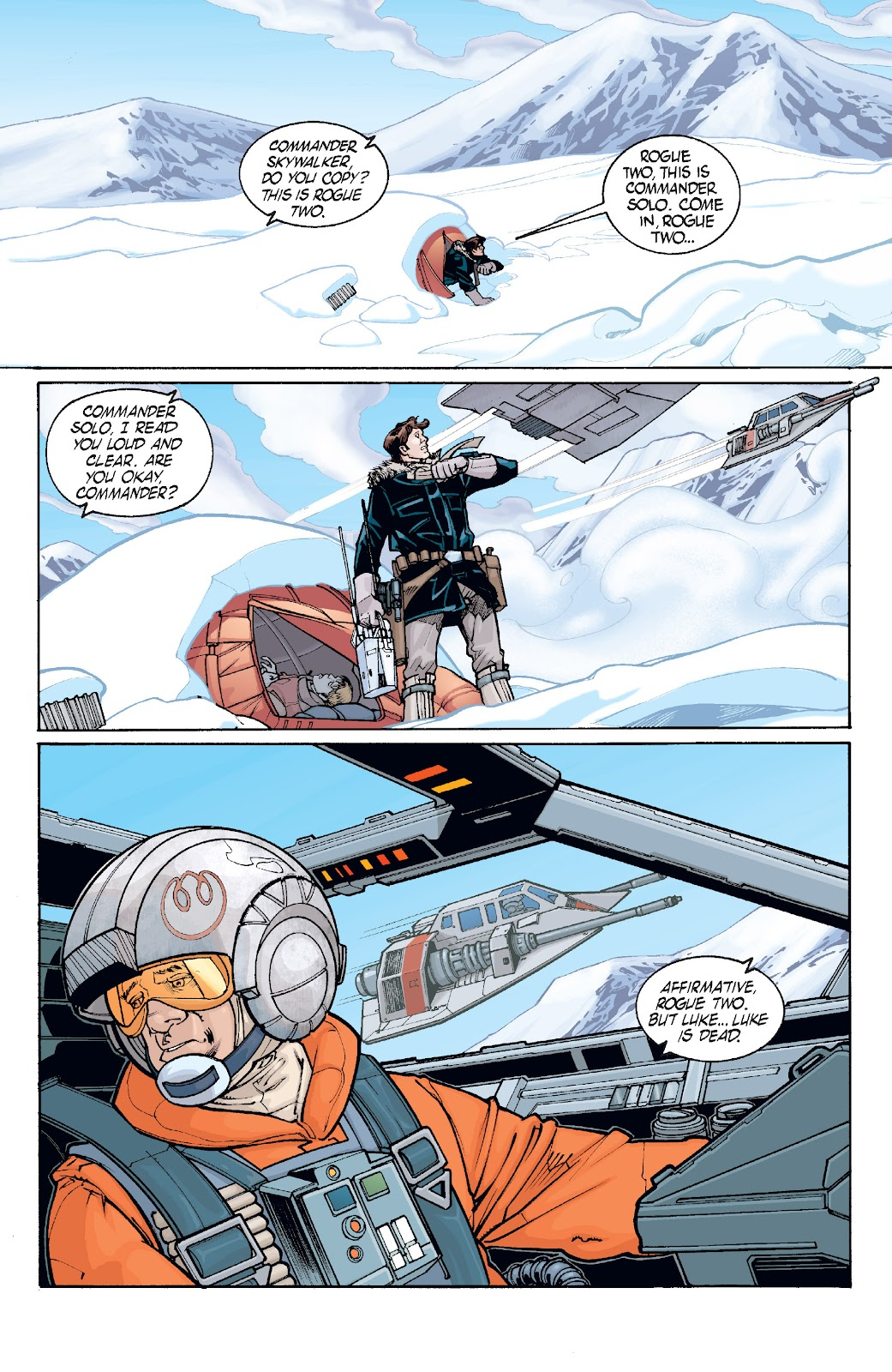 Read online Star Wars Legends: Infinities - Epic Collection comic -  Issue # TPB (Part 2) - 11