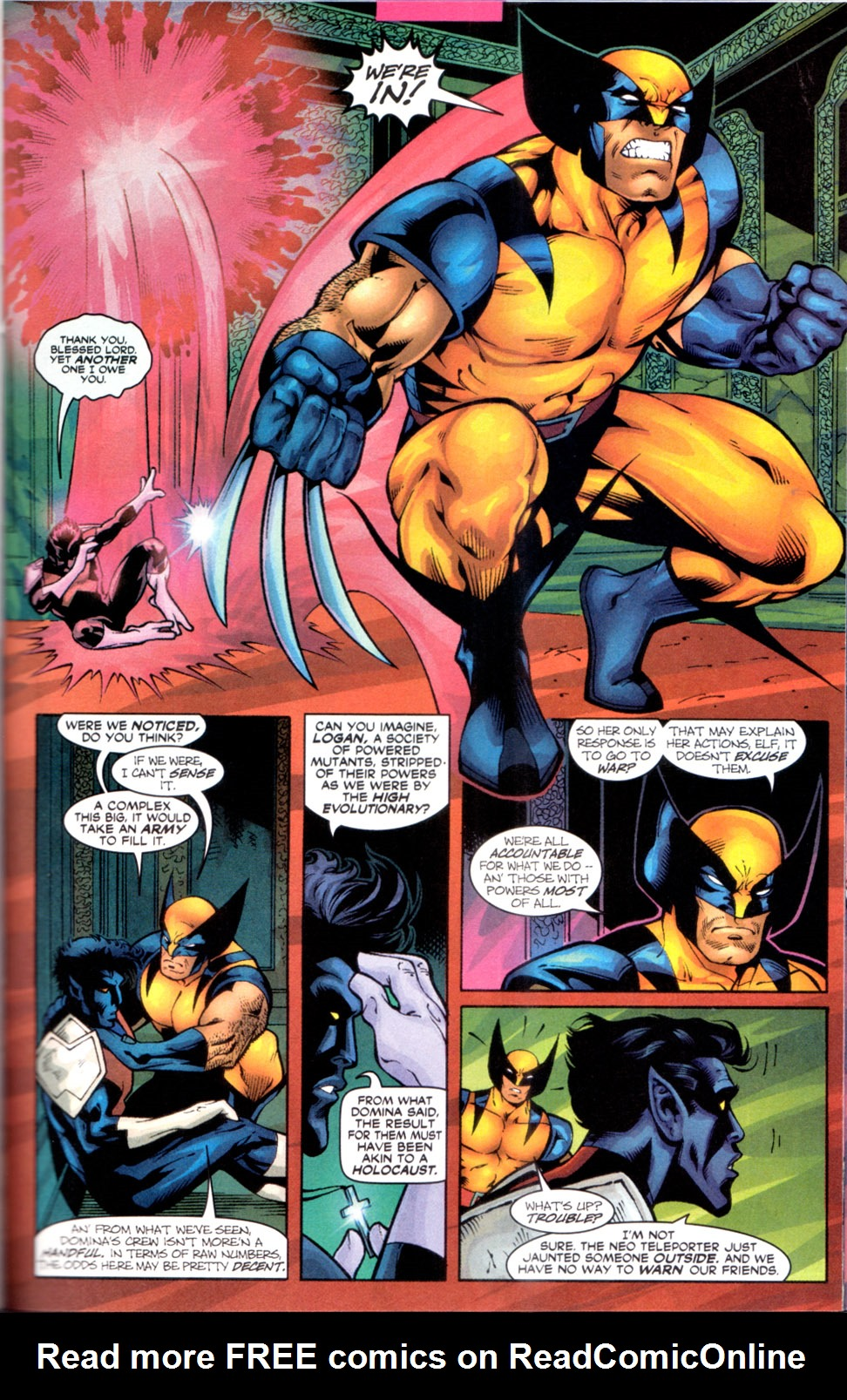 X-Men (1991) 106 Page 13