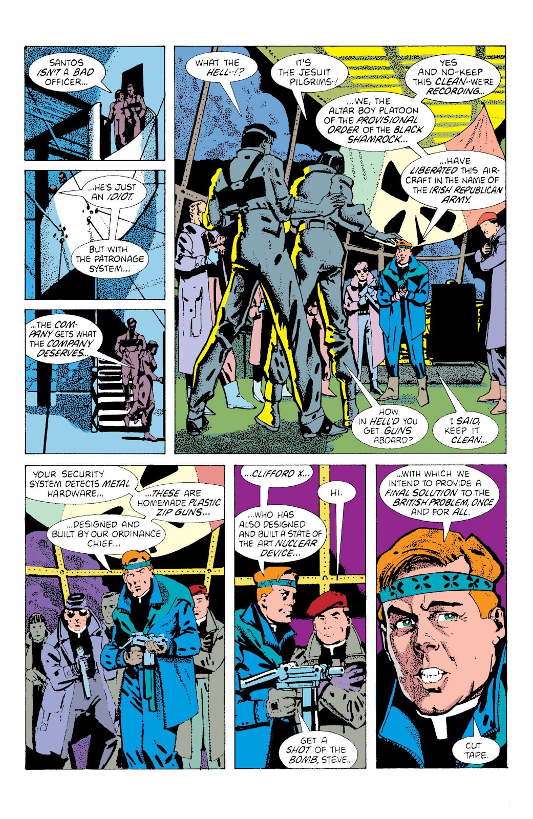 American Flagg! issue Definitive Collection (Part 2) - Page 32