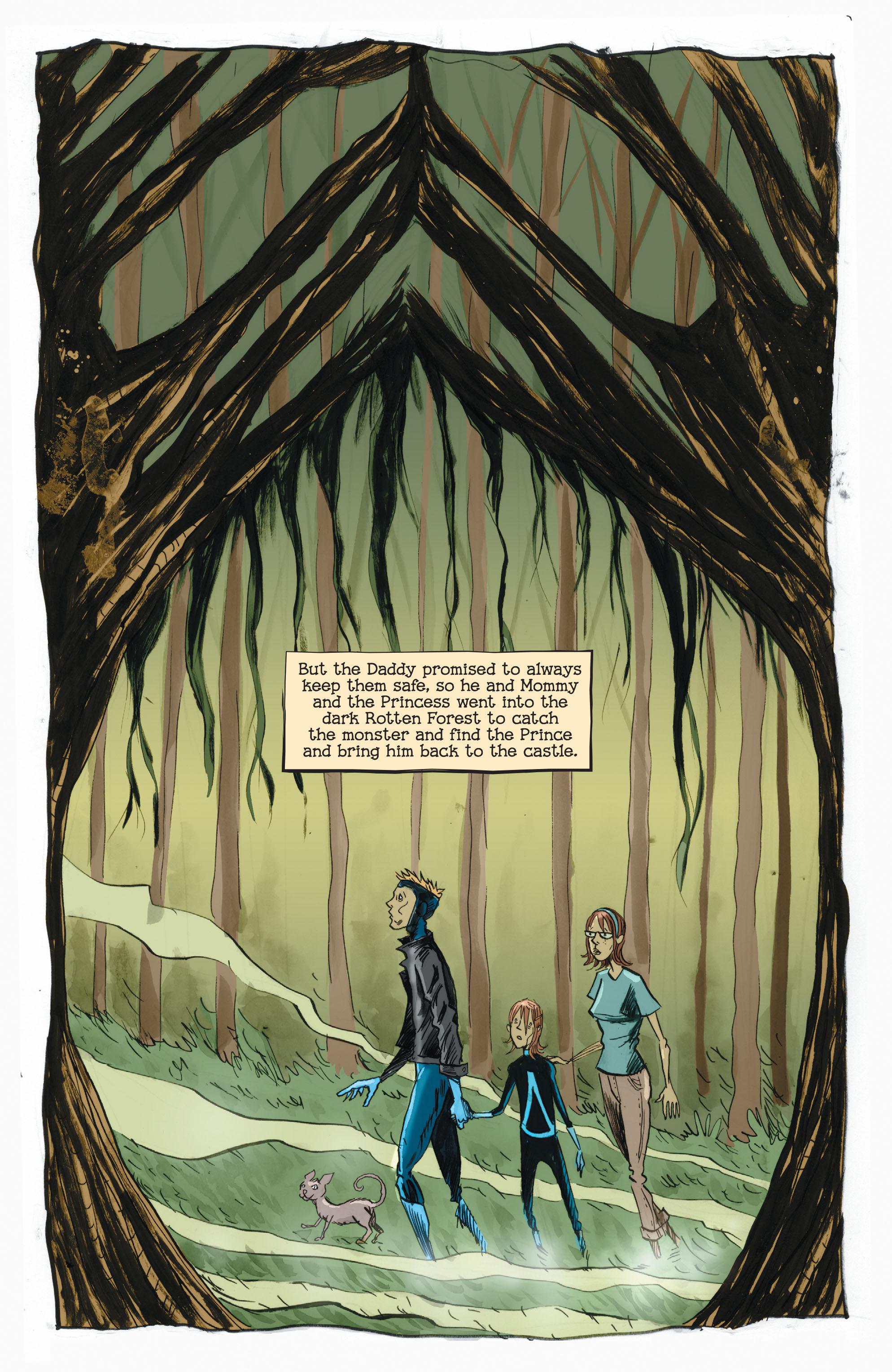 Read online Animal Man (2011) comic -  Issue #29 - 11