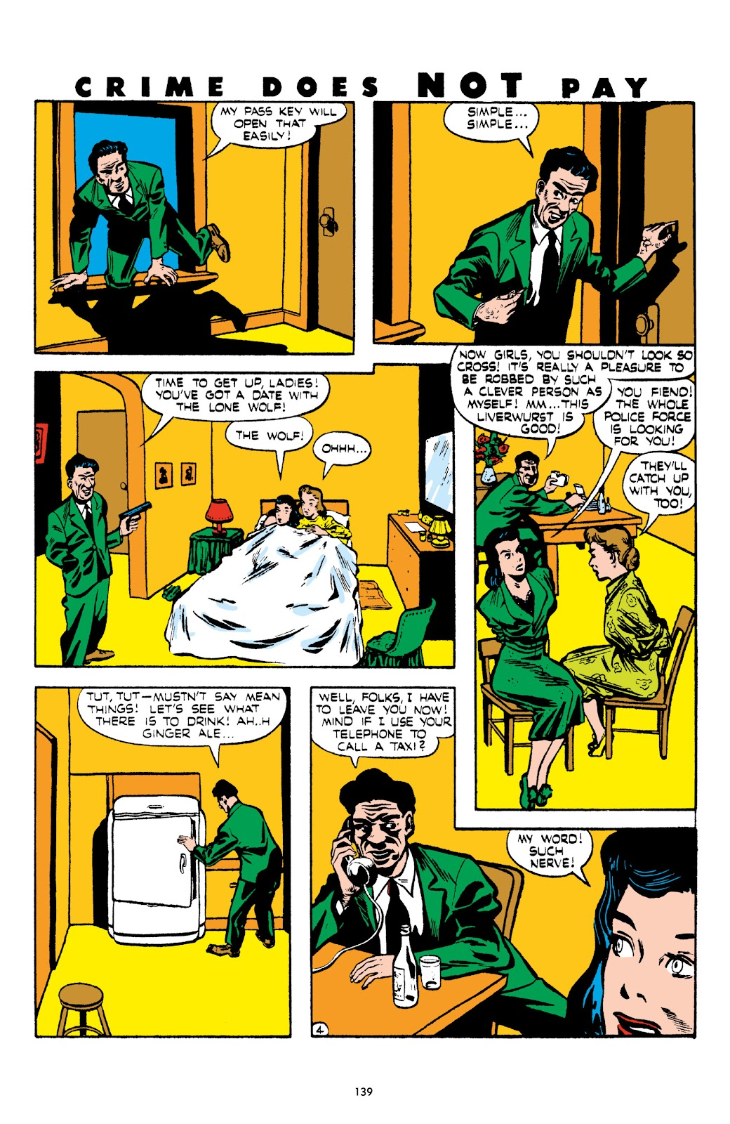 Read online Crime Does Not Pay Archives comic -  Issue # TPB 5 (Part 2) - 39