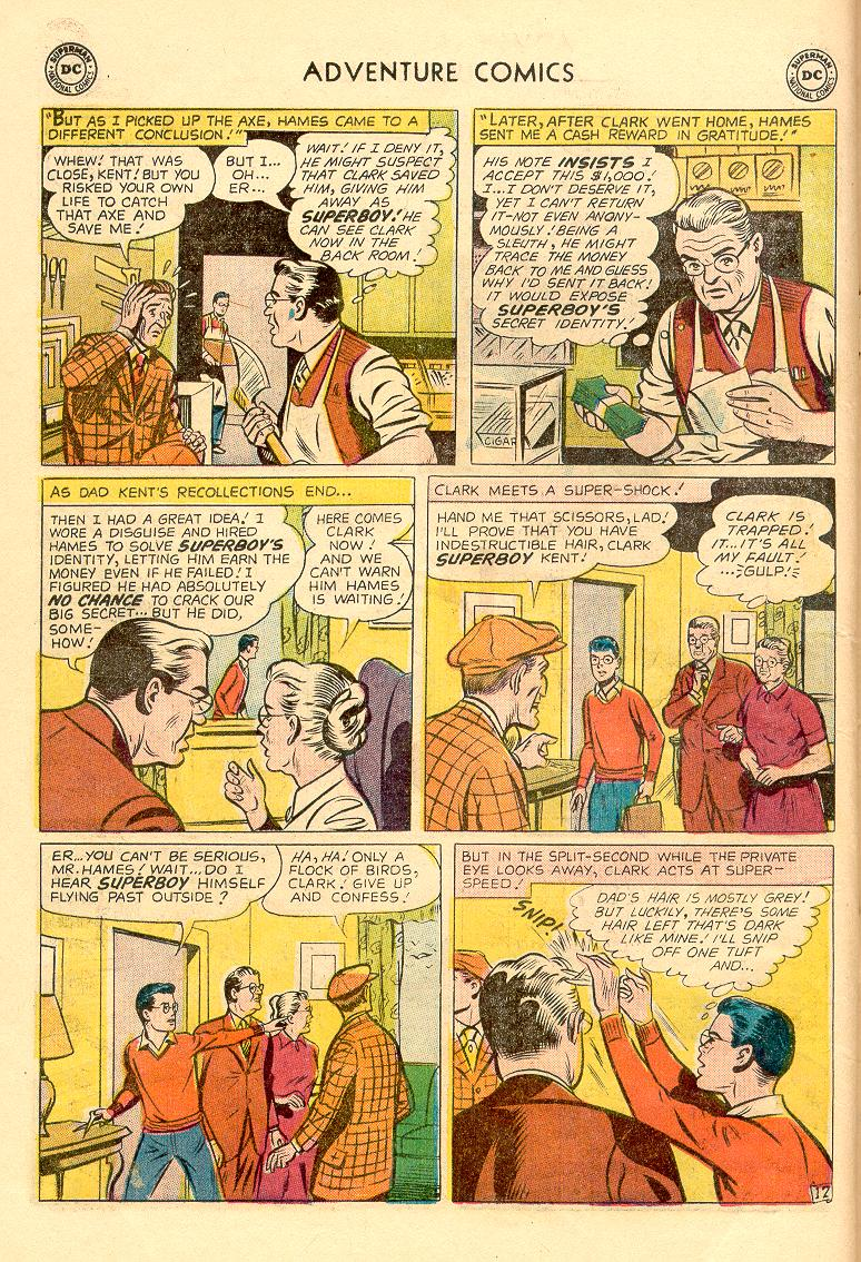 Read online Adventure Comics (1938) comic -  Issue #263 - 14