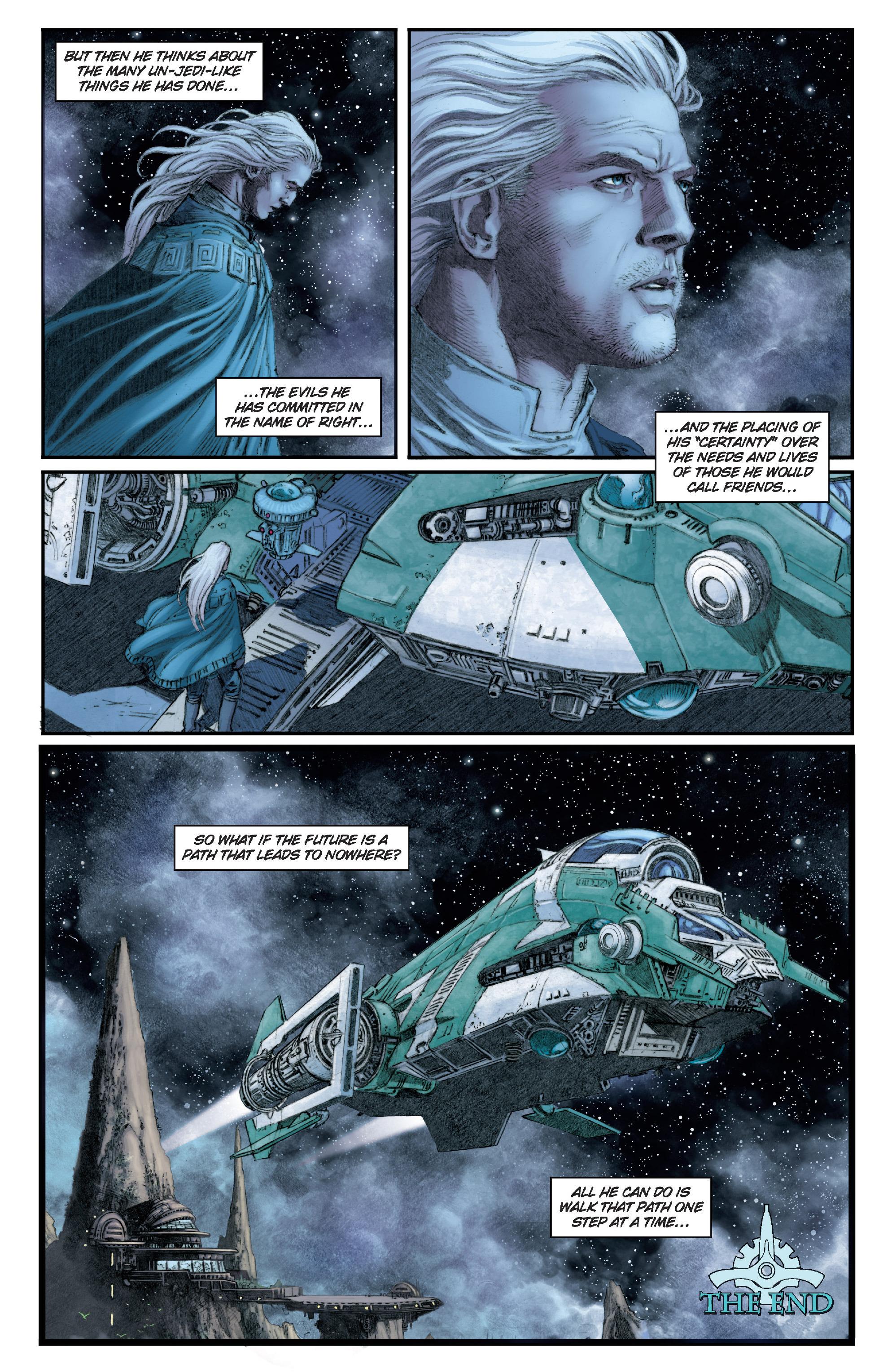 Read online Star Wars Omnibus comic -  Issue # Vol. 31 - 166