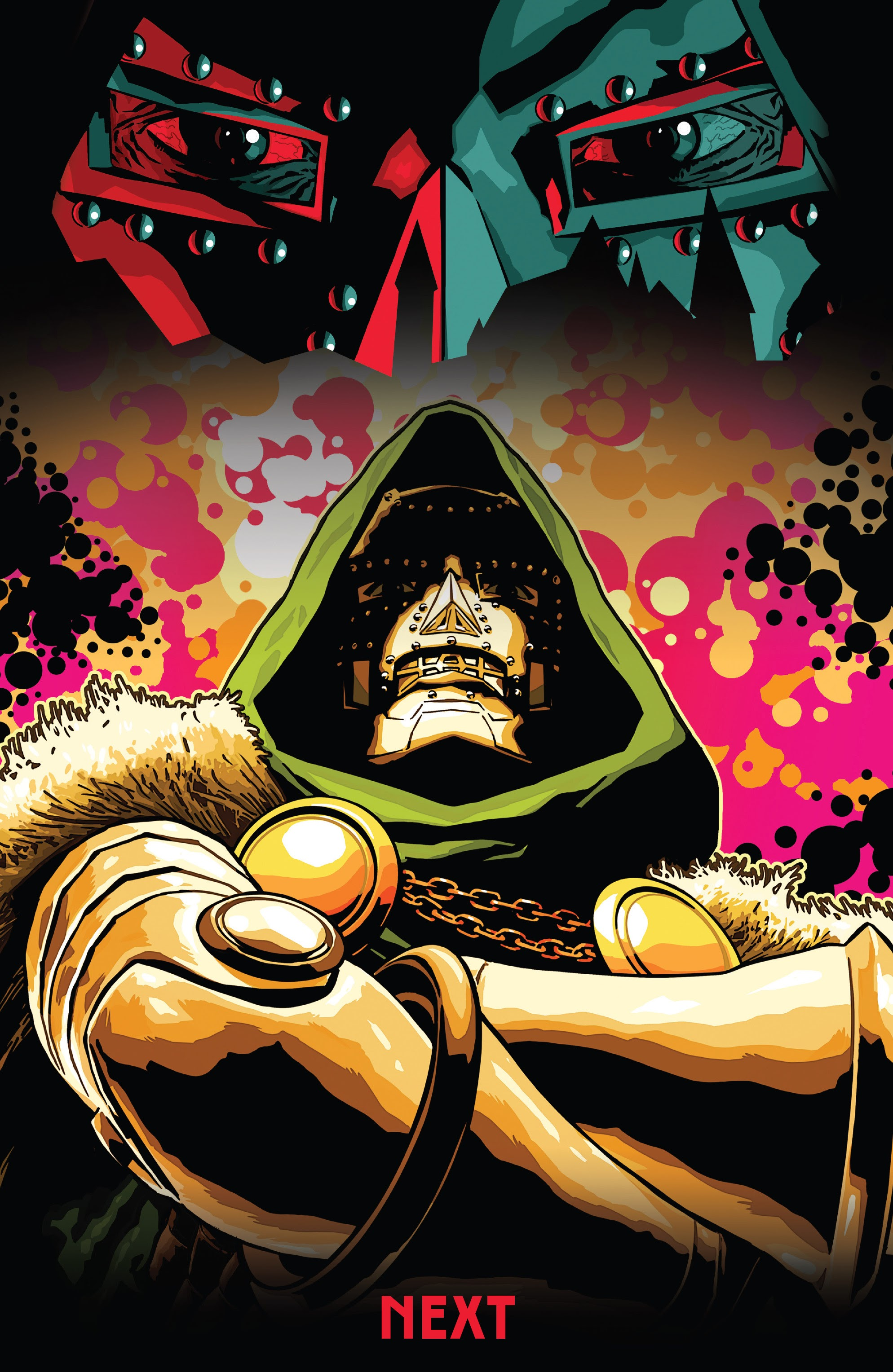 Doctor Doom 1 Page 32