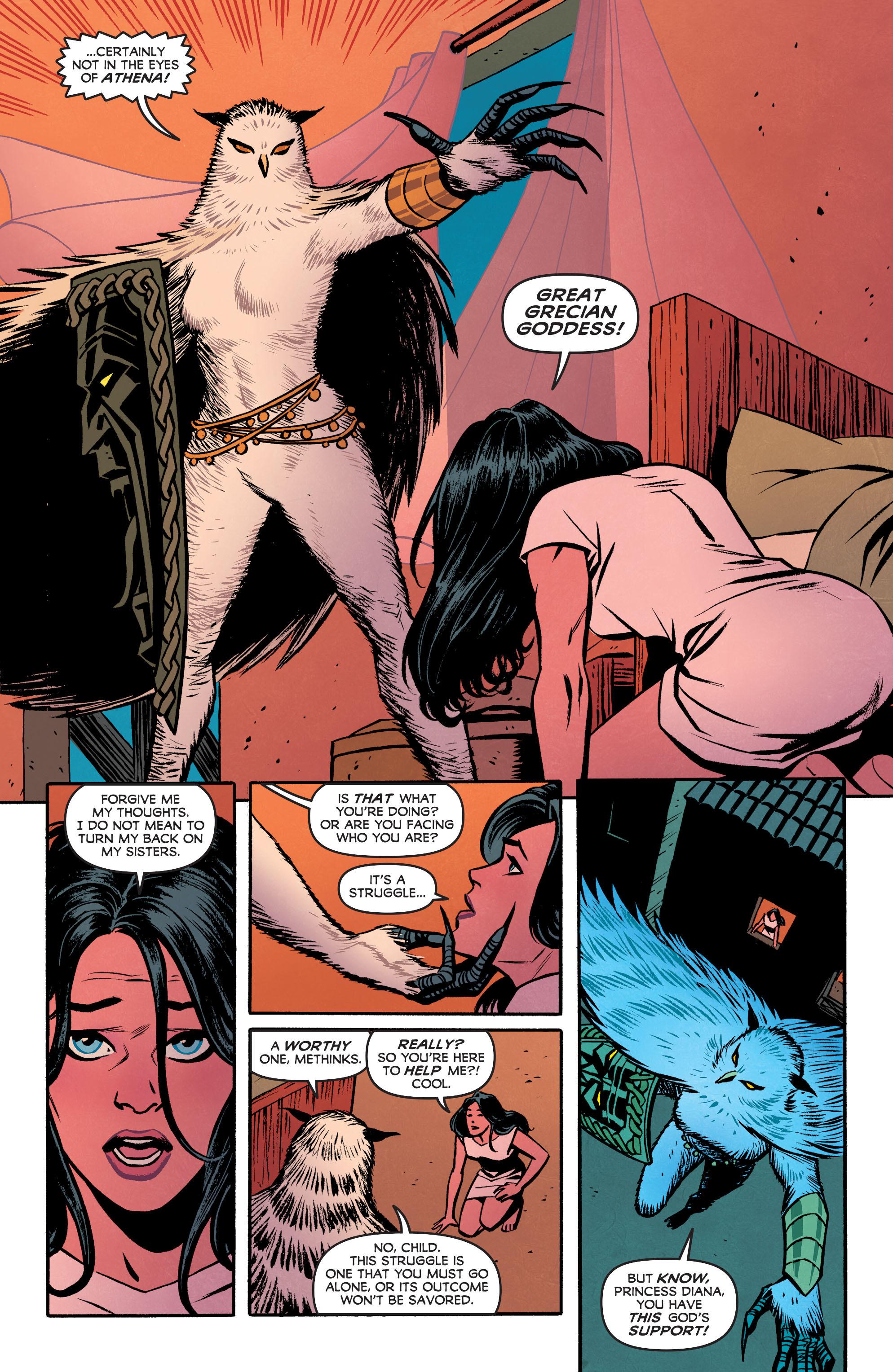 Read online Secret Origins (2014) comic -  Issue #6 - 9
