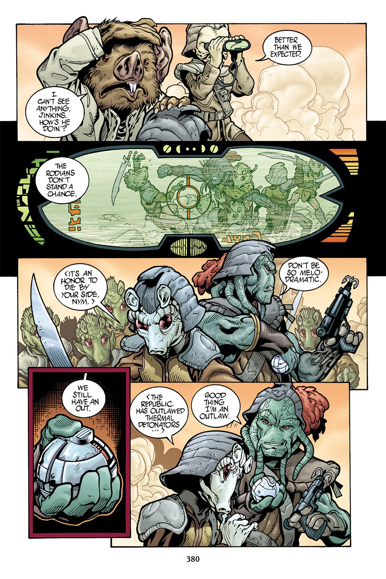 Read online Star Wars Omnibus comic -  Issue # Vol. 10 - 373