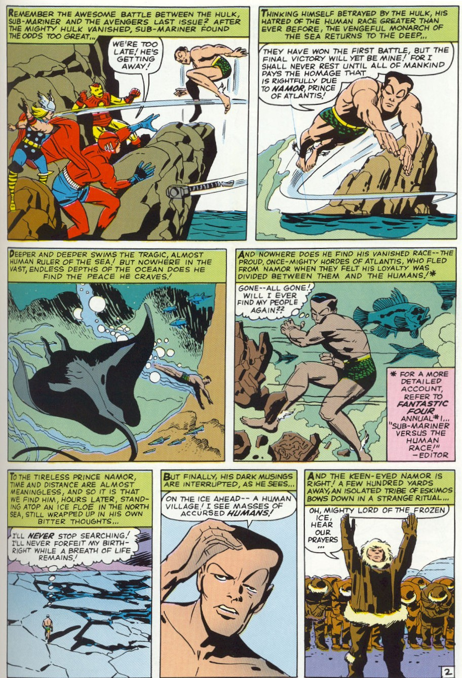 The Avengers (1963) 4 Page 2