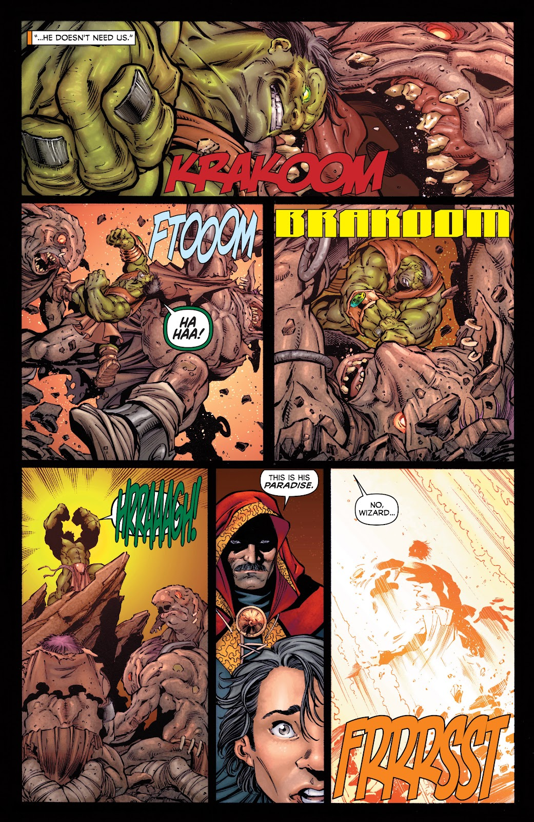 Read online Incredible Hulks (2010) comic -  Issue # _TPB Heart of the Monster - 86