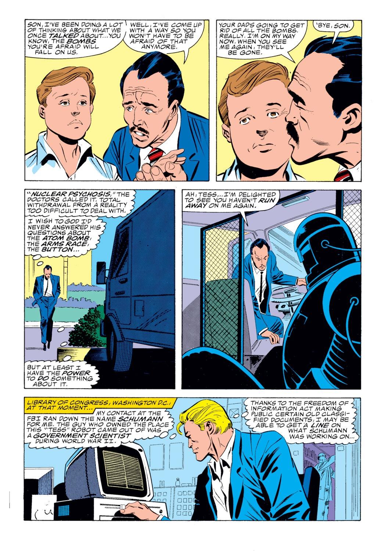 Read online Captain America (1968) comic -  Issue # _Annual 8 - 29
