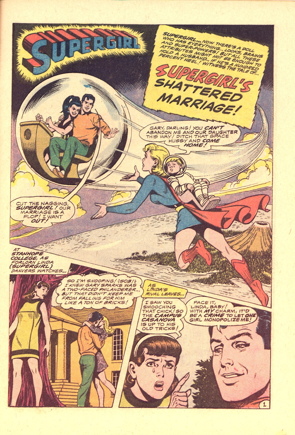 Read online Action Comics (1938) comic -  Issue #370 - 15
