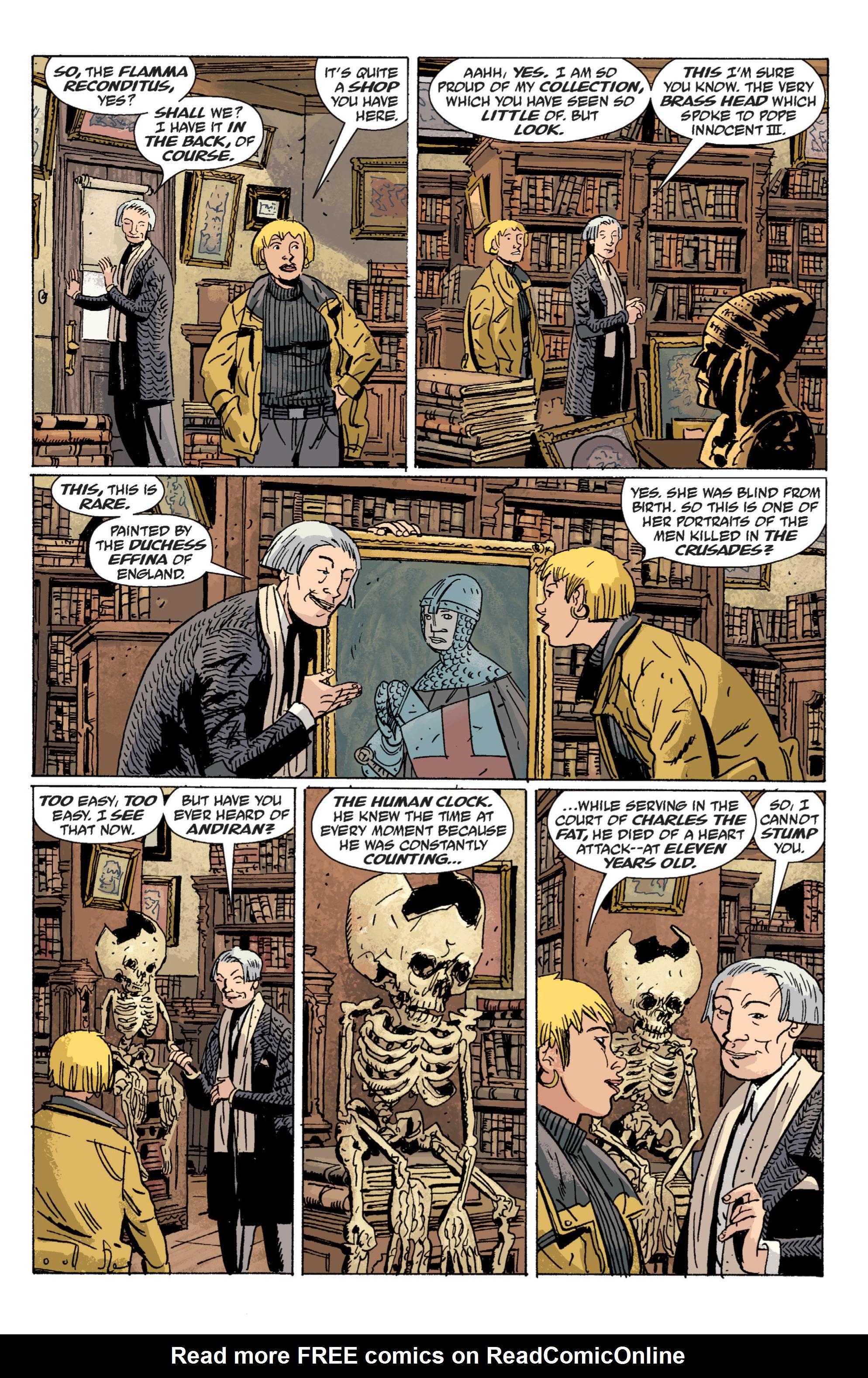 Read online B.P.R.D. (2003) comic -  Issue # TPB 6 - 22