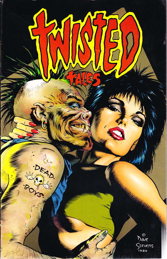 Read online Twisted Tales (1987) comic -  Issue # Full - 1