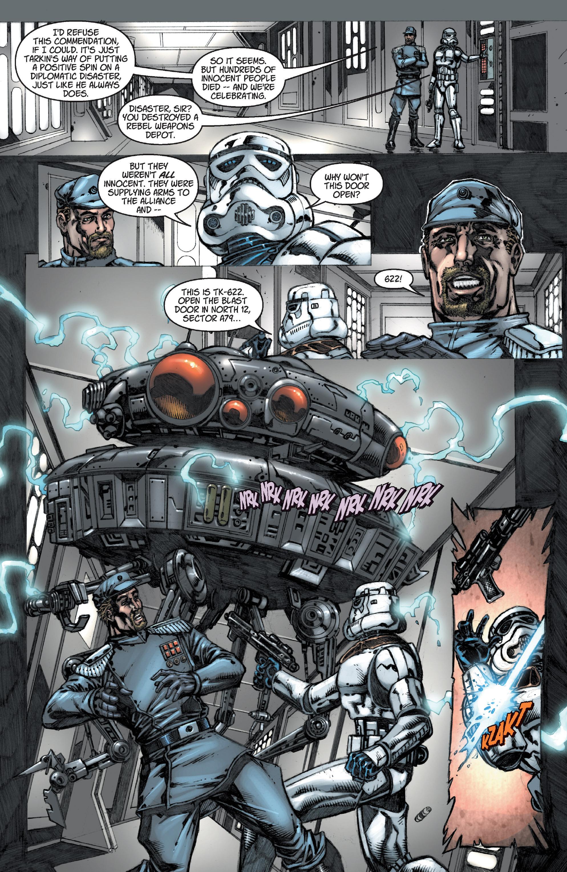 Read online Star Wars Omnibus comic -  Issue # Vol. 17 - 206