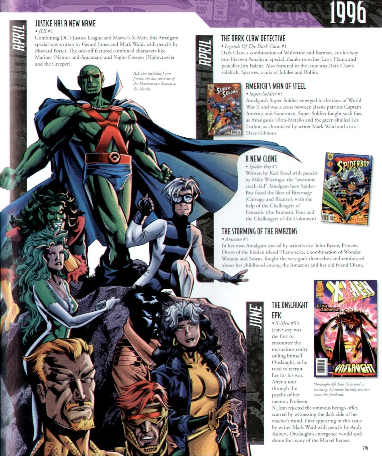 Read online Marvel Chronicle comic -  Issue # TPB (Part 3) - 64