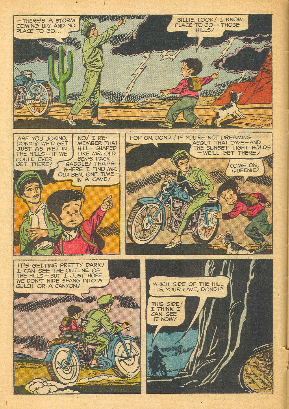 Four Color Comics issue 1276 - Page 10