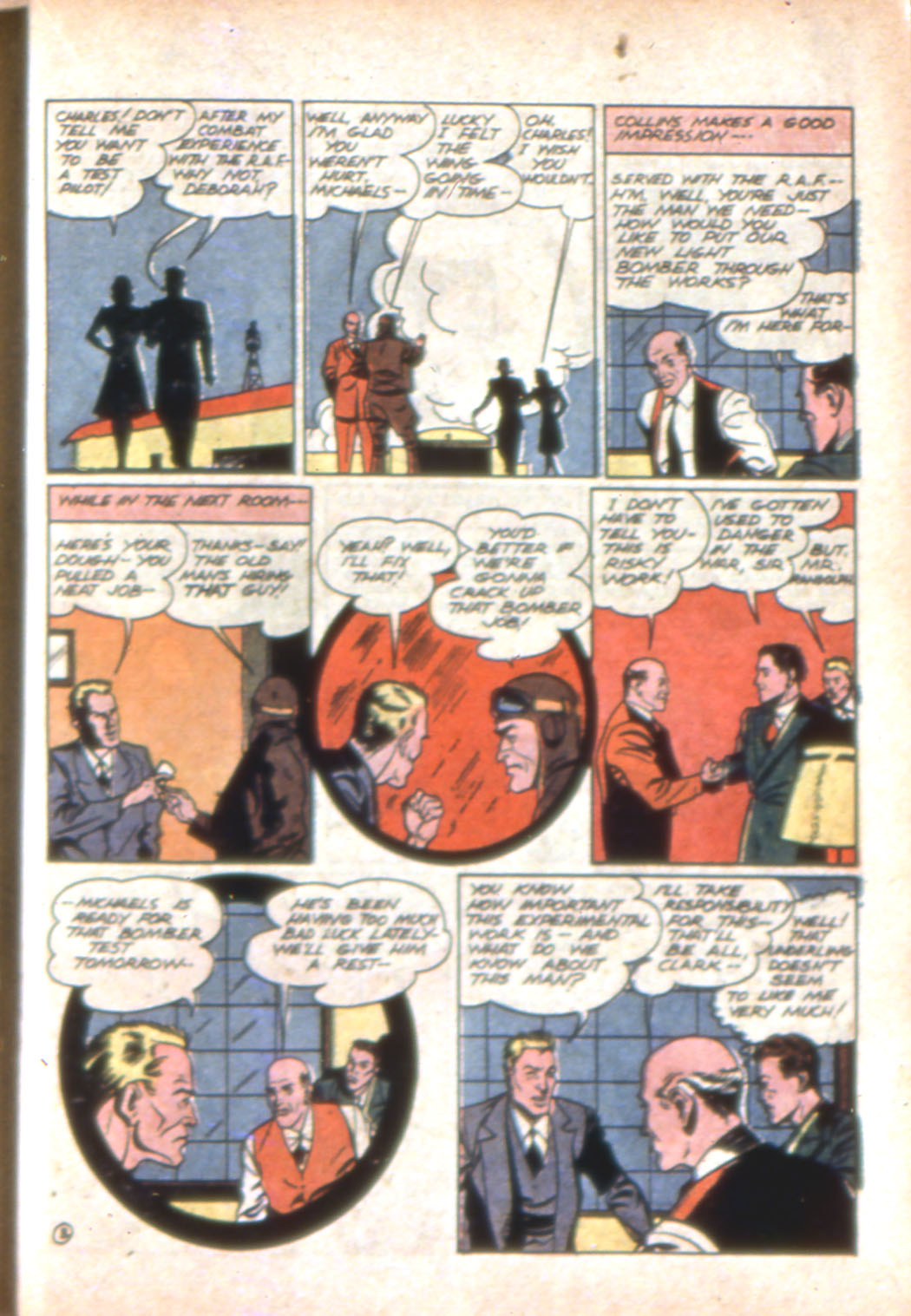 Read online Sensation (Mystery) Comics comic -  Issue #7 - 39