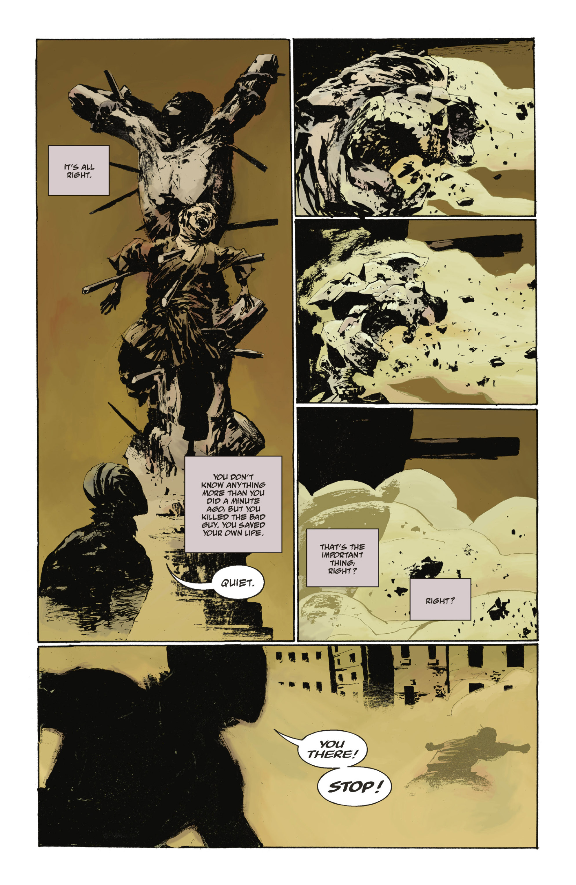 Read online Abe Sapien: The Drowning comic -  Issue #Abe Sapien: The Drowning _TPB - 70