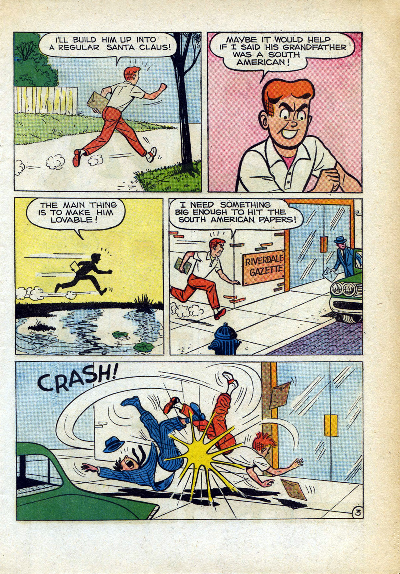 Read online Archie (1960) comic -  Issue #140 - 15